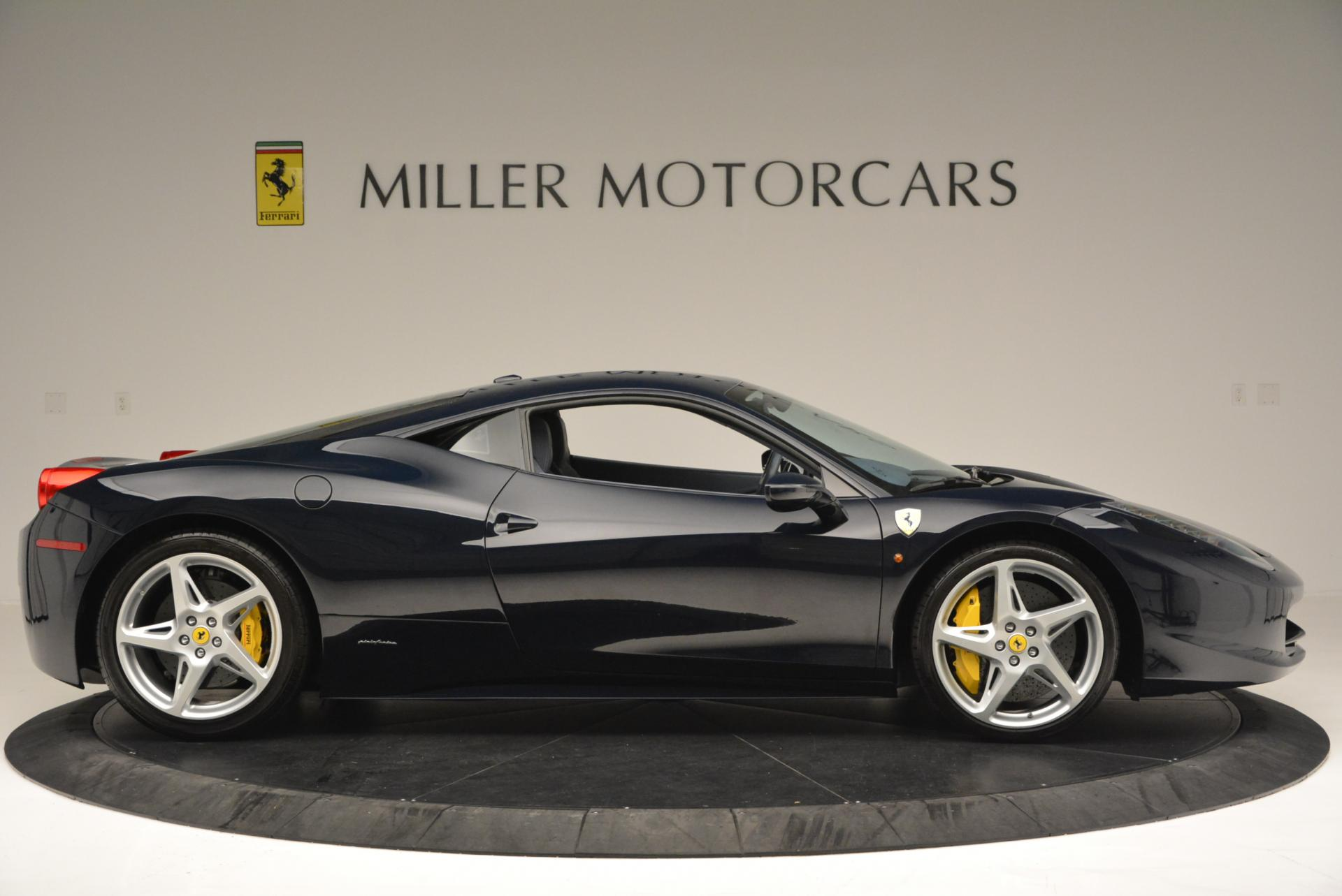 Used 2012 Ferrari 458 Italia  For Sale In Greenwich, CT 550_p9