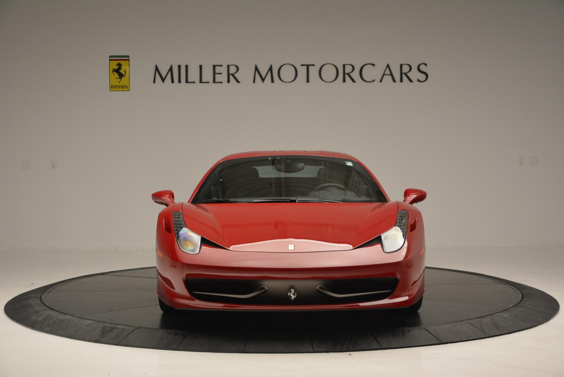 Used 2011 Ferrari 458 Italia  For Sale In Greenwich, CT 551_p12