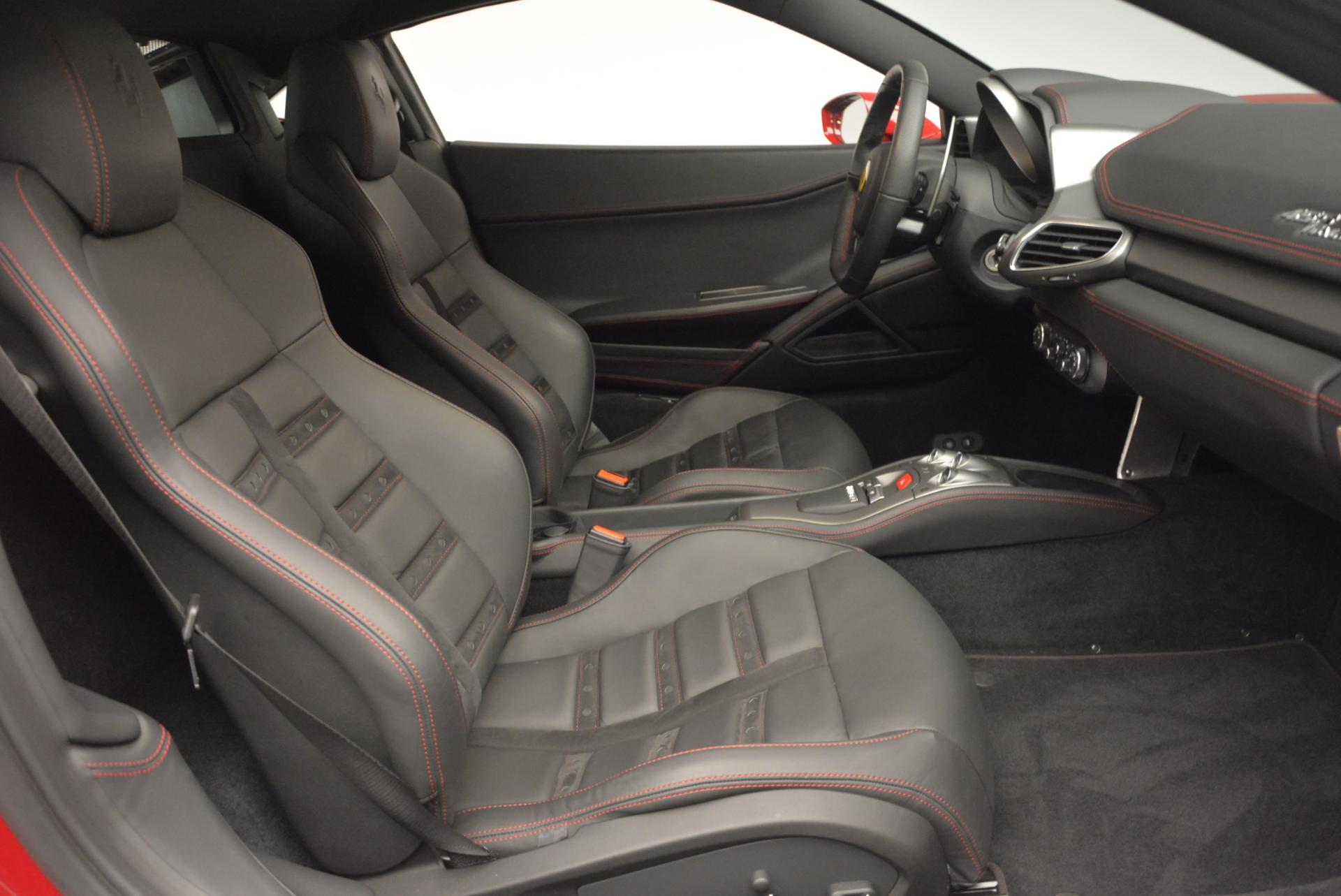 Used 2011 Ferrari 458 Italia  For Sale In Greenwich, CT 551_p18