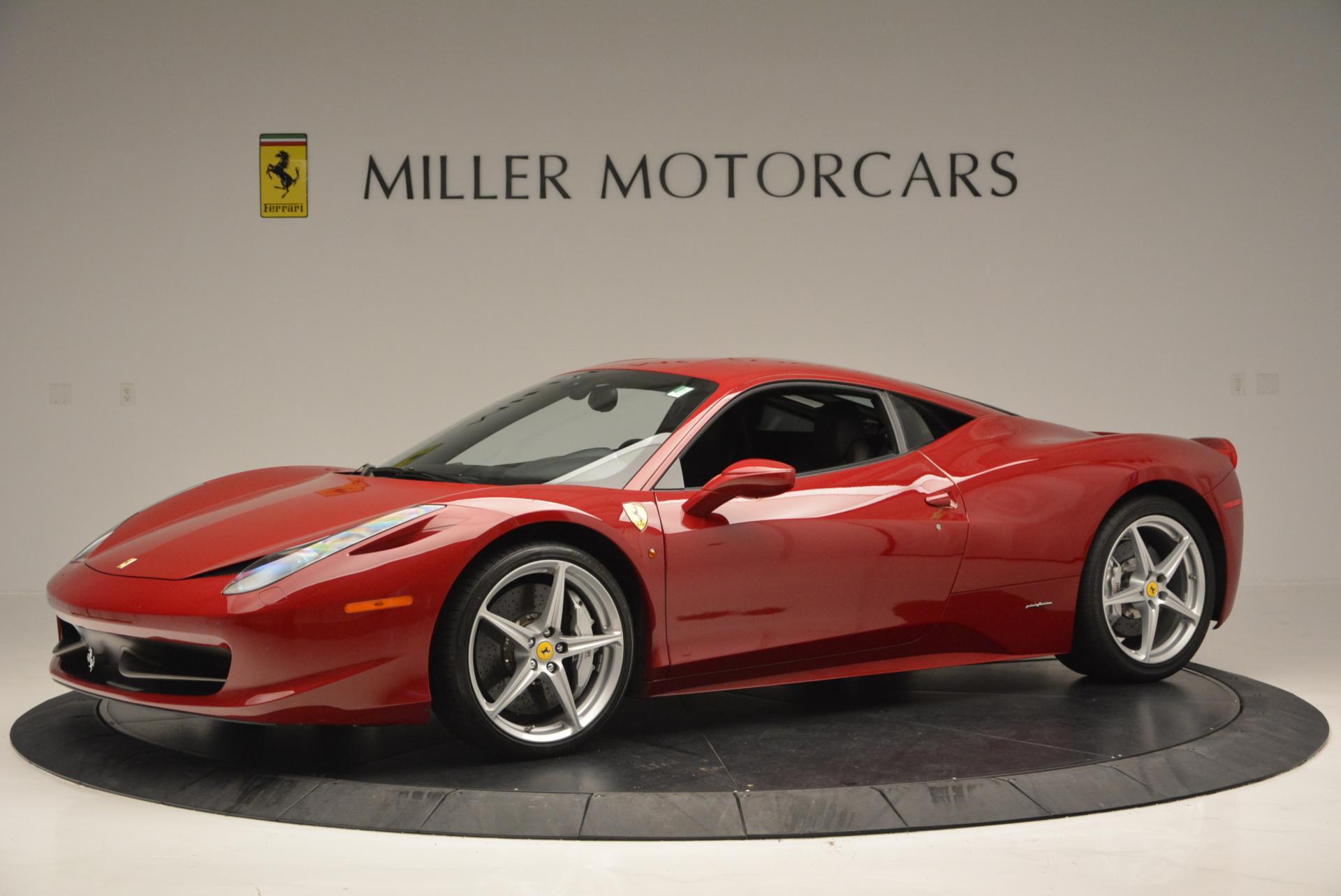 Used 2011 Ferrari 458 Italia  For Sale In Greenwich, CT 551_p2