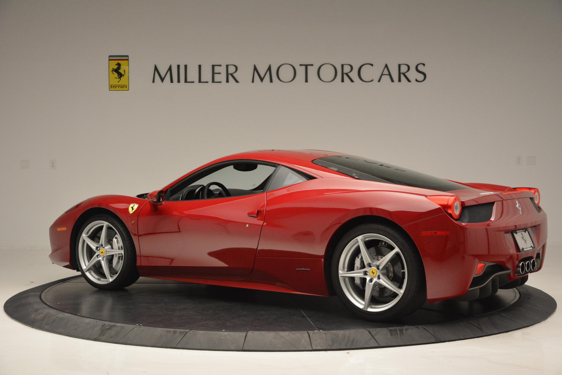 Used 2011 Ferrari 458 Italia  For Sale In Greenwich, CT 551_p4