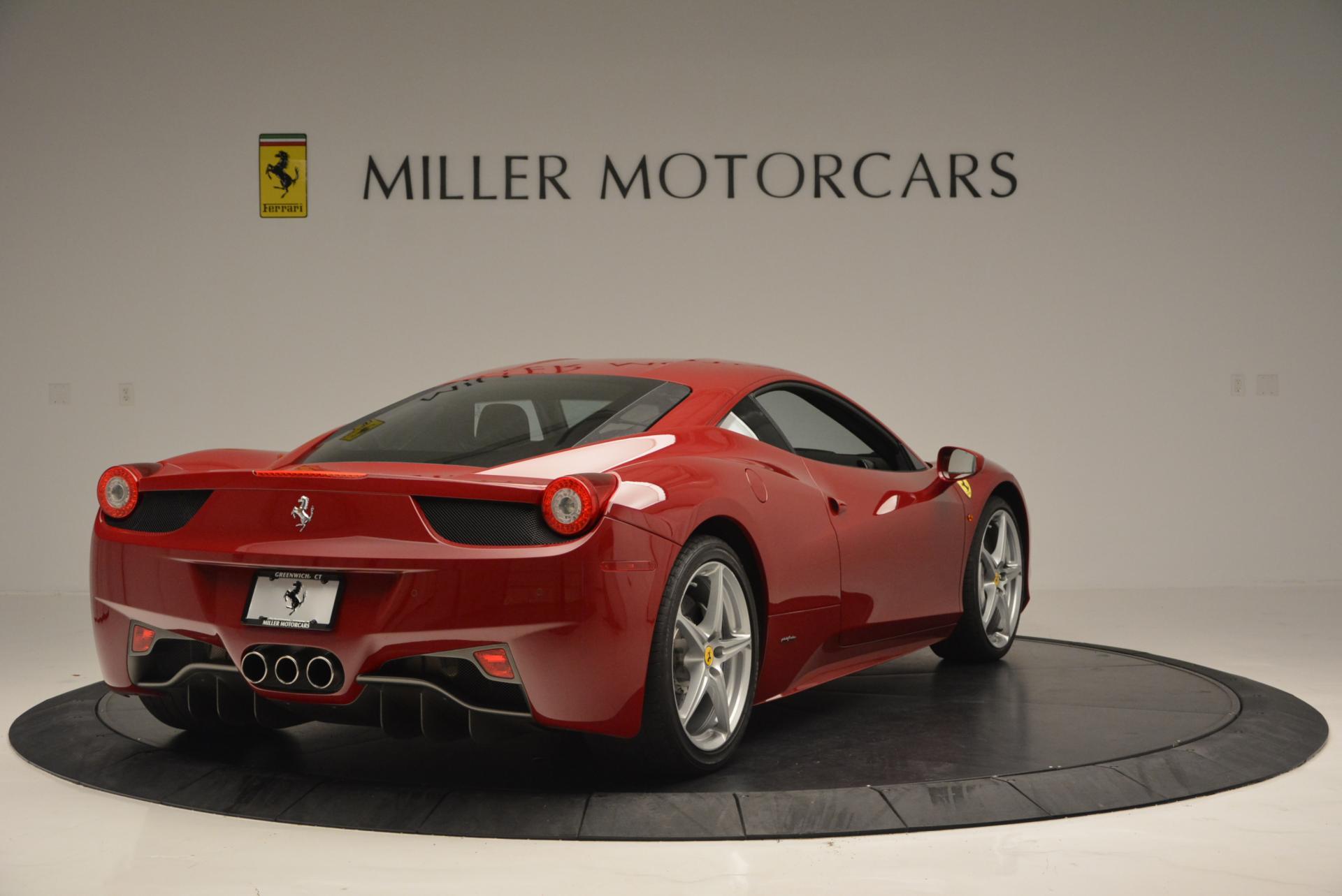 Used 2011 Ferrari 458 Italia  For Sale In Greenwich, CT 551_p7