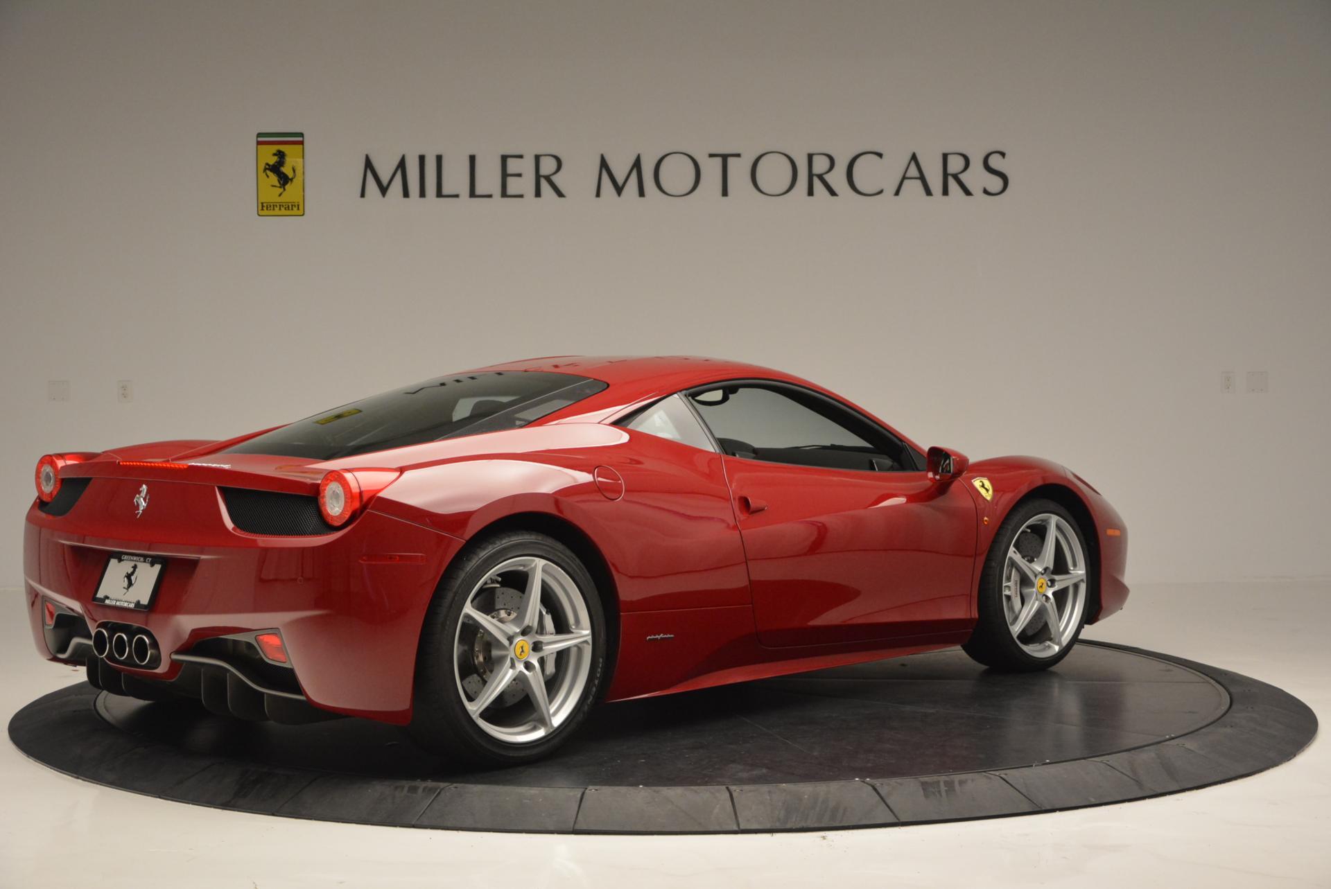 Used 2011 Ferrari 458 Italia  For Sale In Greenwich, CT 551_p8