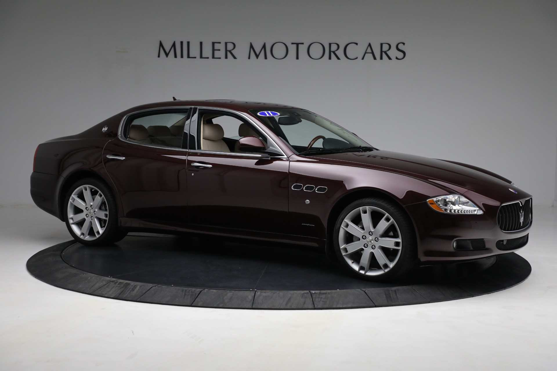 Used 2011 Maserati Quattroporte  For Sale In Greenwich, CT 552_p11
