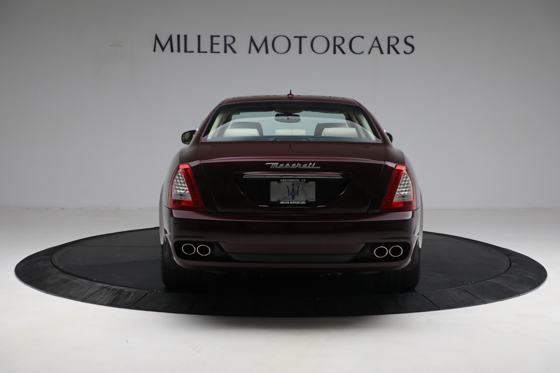 Used 2011 Maserati Quattroporte  For Sale In Greenwich, CT 552_p7