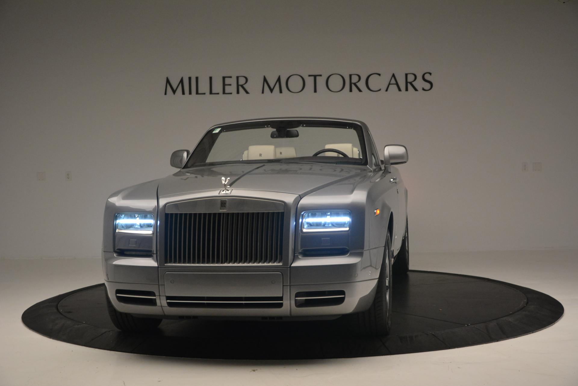 Used 2015 Rolls-Royce Phantom Drophead Coupe  For Sale In Greenwich, CT 554_main