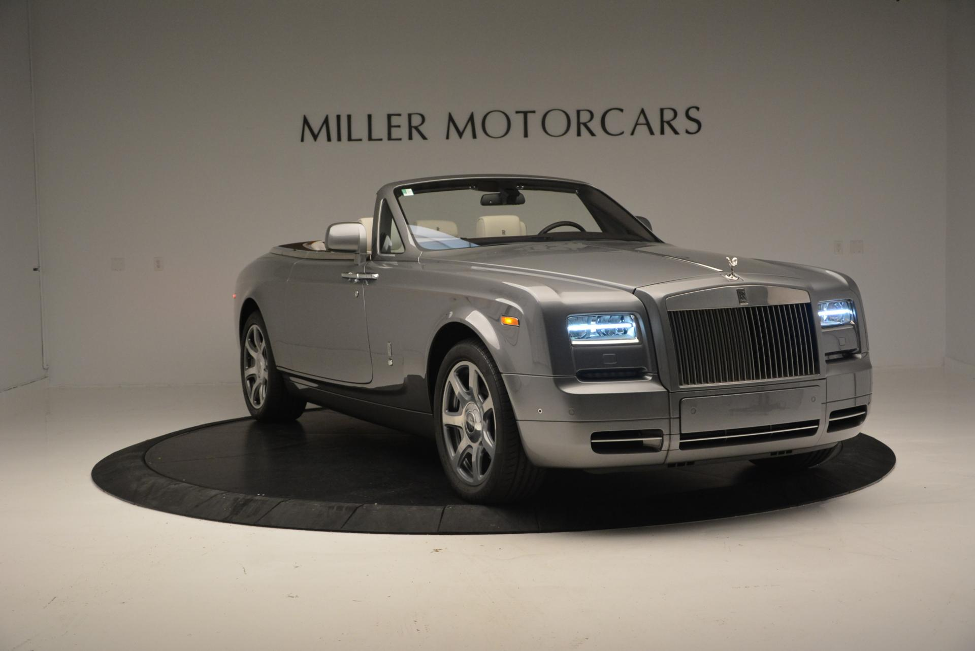 Used 2015 Rolls-Royce Phantom Drophead Coupe  For Sale In Greenwich, CT 554_p11