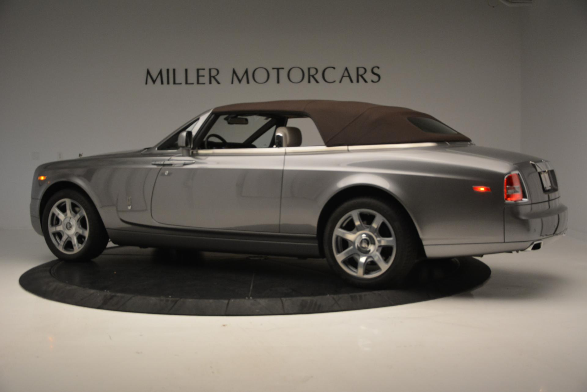 Used 2015 Rolls-Royce Phantom Drophead Coupe  For Sale In Greenwich, CT 554_p17