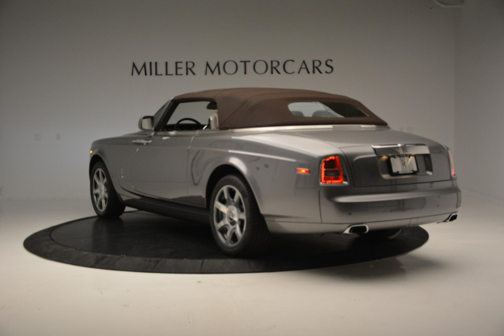 Used 2015 Rolls-Royce Phantom Drophead Coupe  For Sale In Greenwich, CT 554_p18