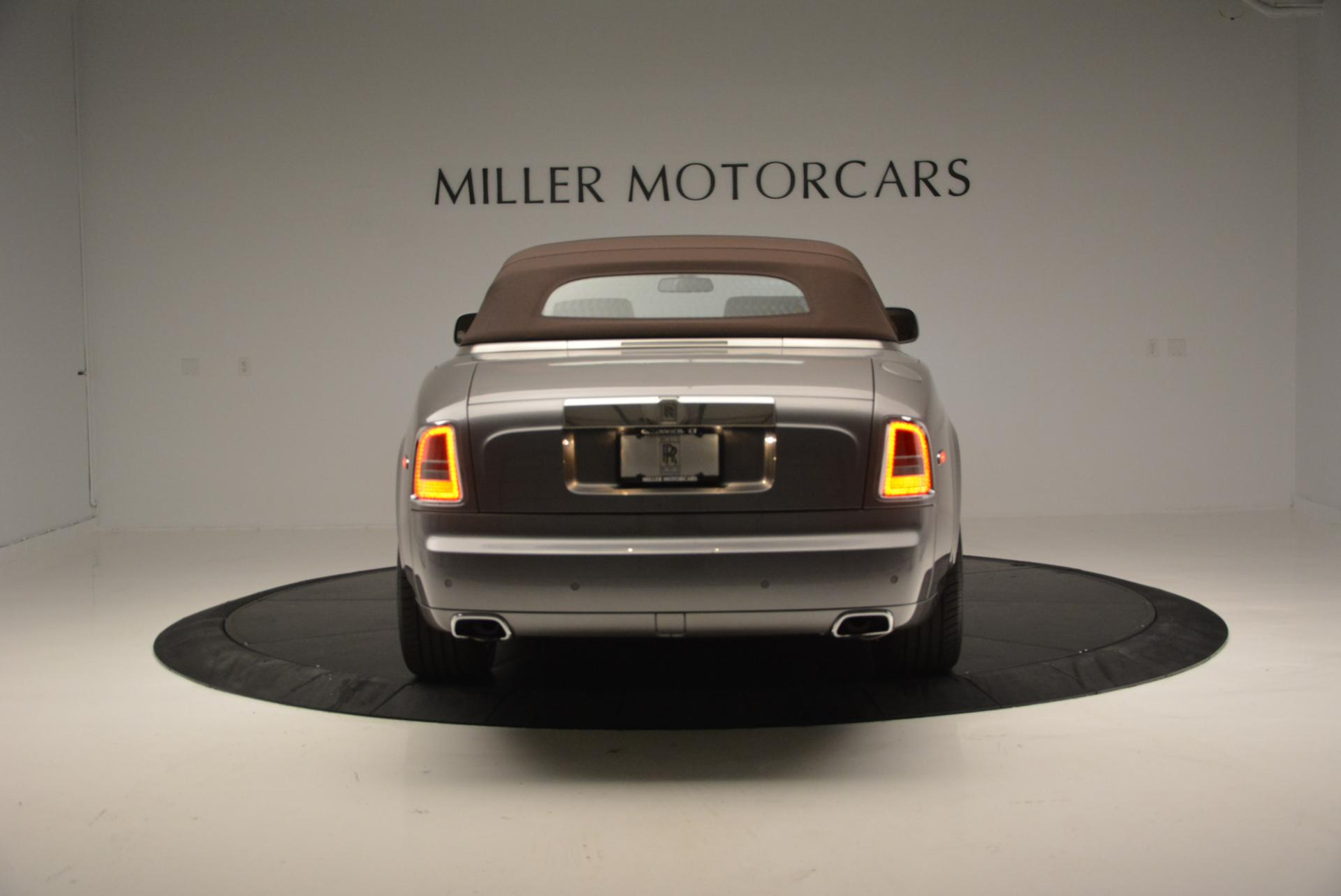 Used 2015 Rolls-Royce Phantom Drophead Coupe  For Sale In Greenwich, CT 554_p19
