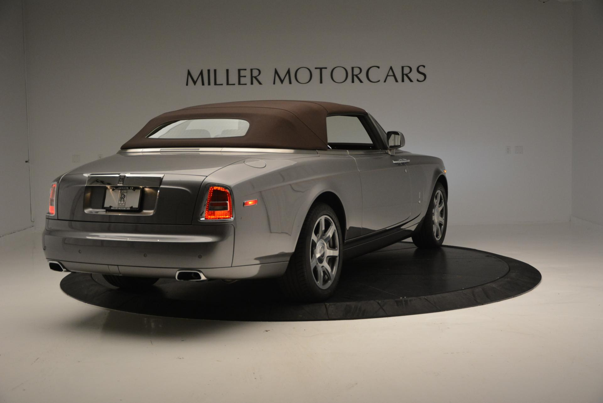 Used 2015 Rolls-Royce Phantom Drophead Coupe  For Sale In Greenwich, CT 554_p20