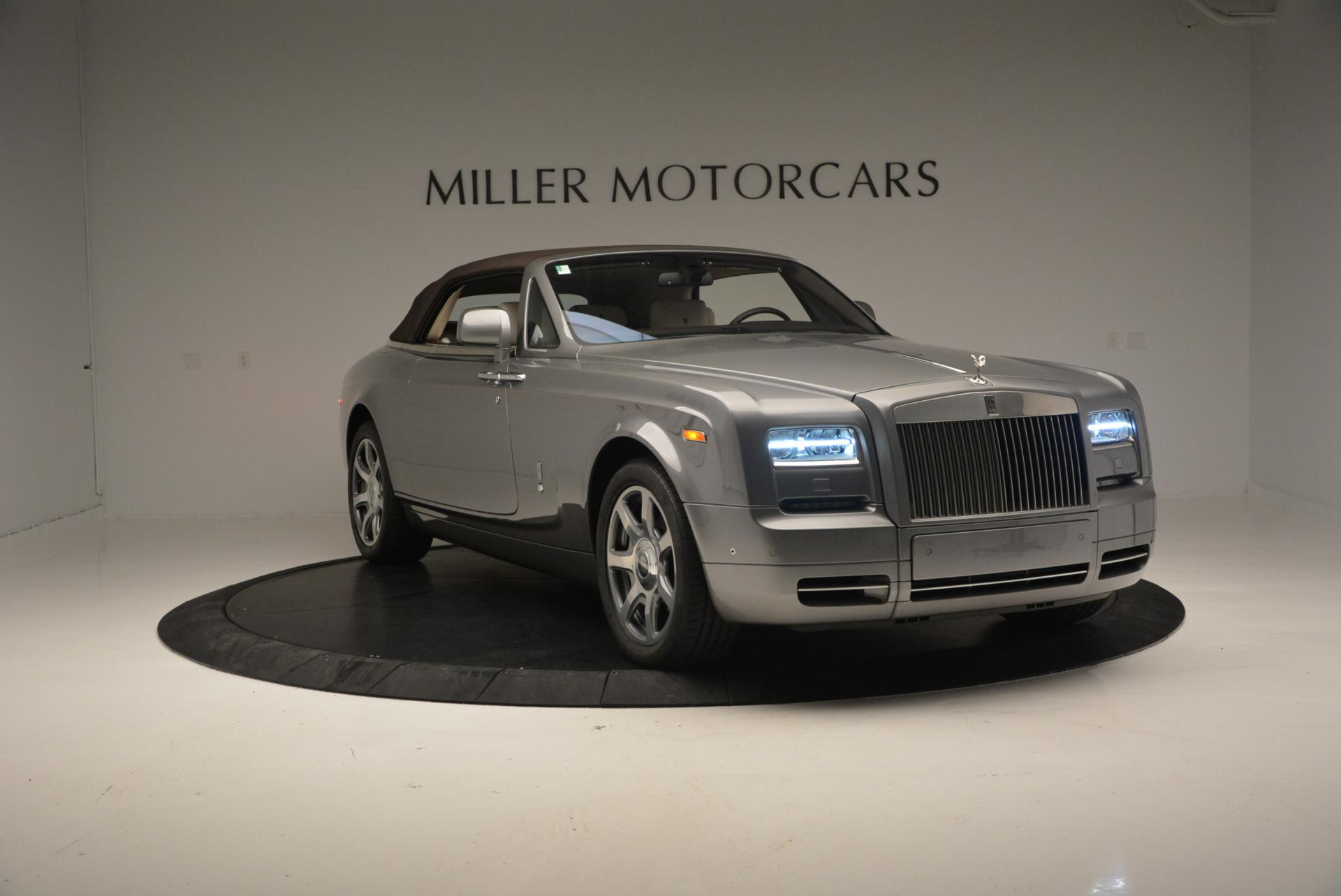 Used 2015 Rolls-Royce Phantom Drophead Coupe  For Sale In Greenwich, CT 554_p24
