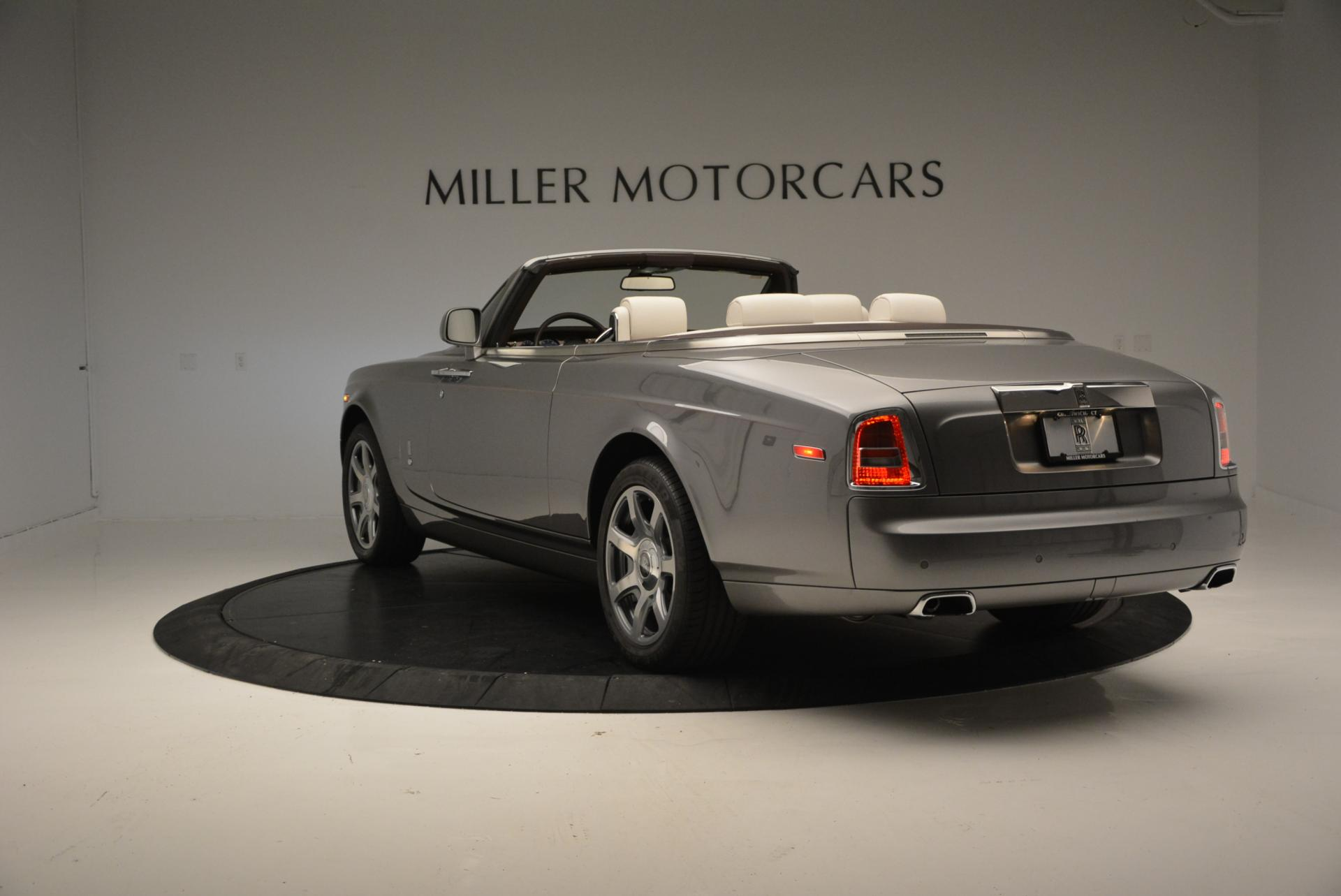 Used 2015 Rolls-Royce Phantom Drophead Coupe  For Sale In Greenwich, CT 554_p5
