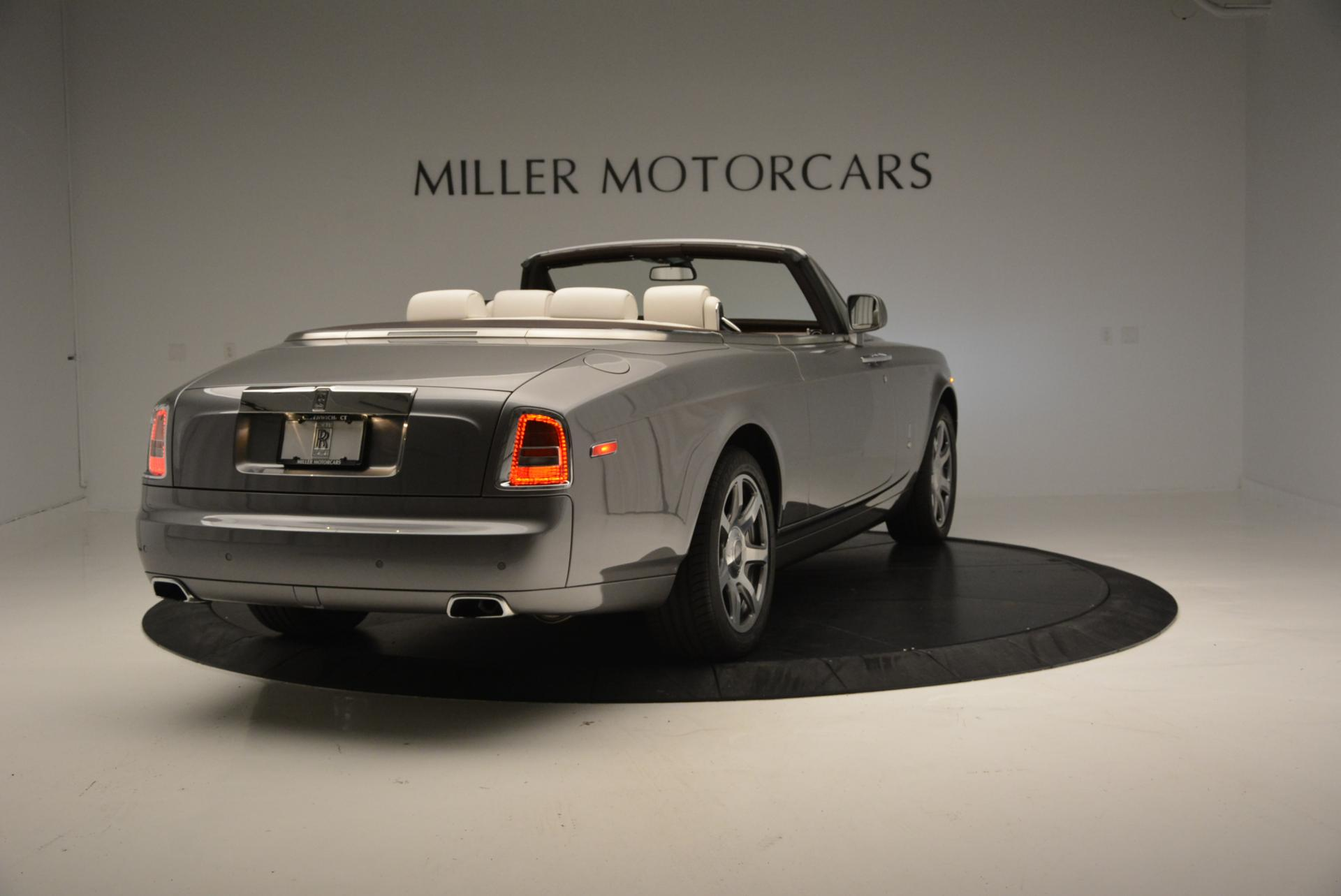 Used 2015 Rolls-Royce Phantom Drophead Coupe  For Sale In Greenwich, CT 554_p7