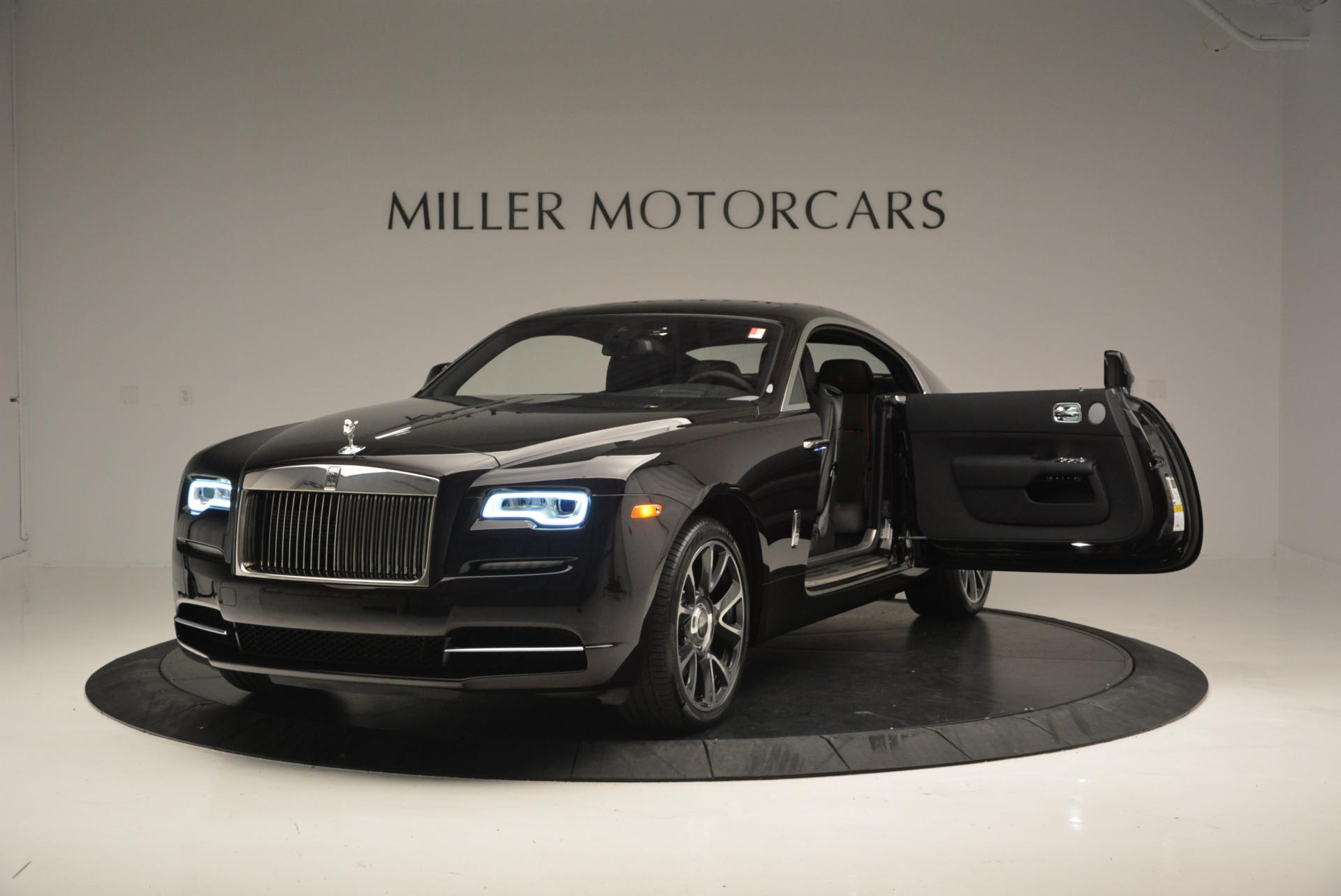 Used 2017 Rolls-Royce Wraith  For Sale In Greenwich, CT 556_p12