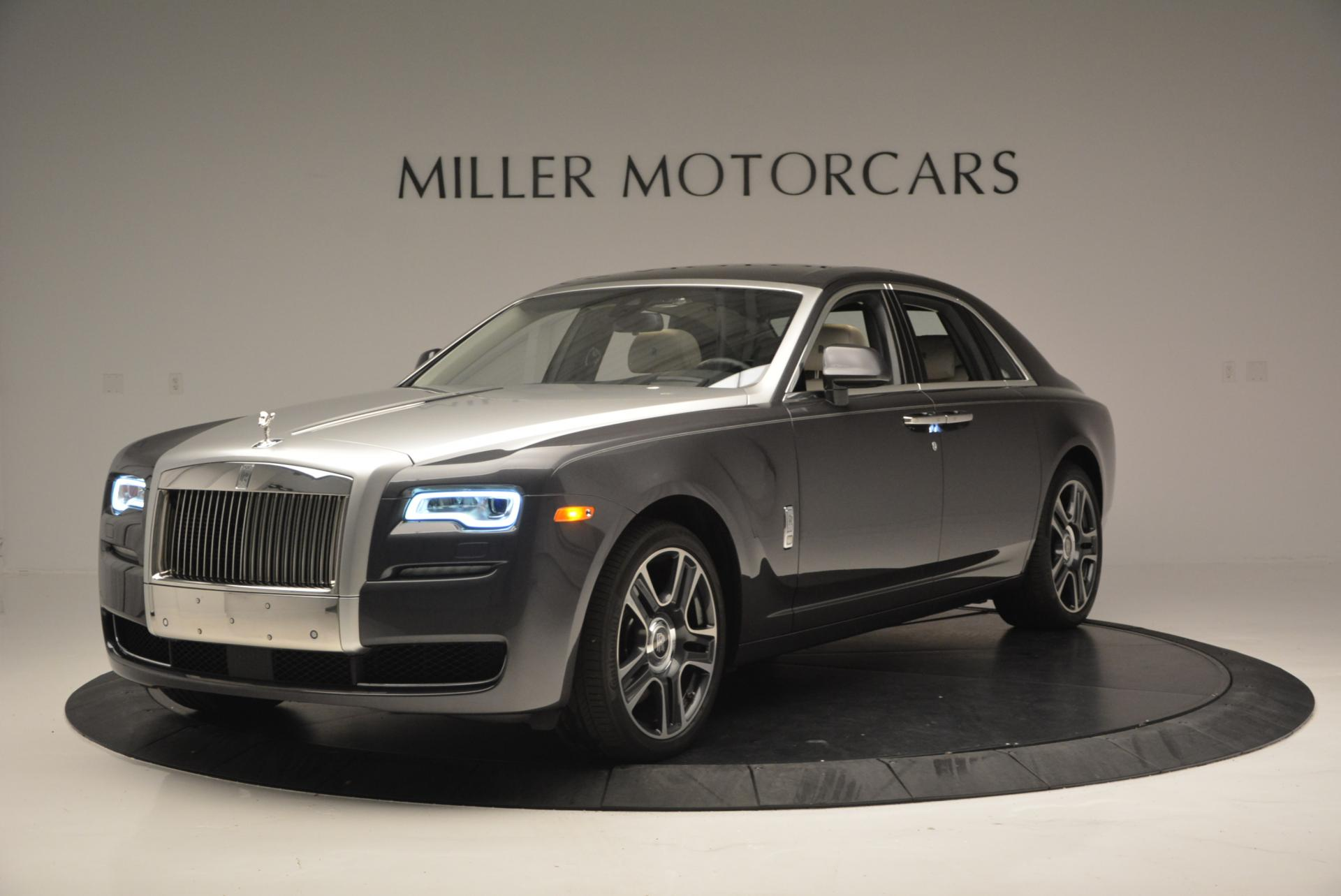 Used 2016 Rolls-Royce Ghost  For Sale In Greenwich, CT