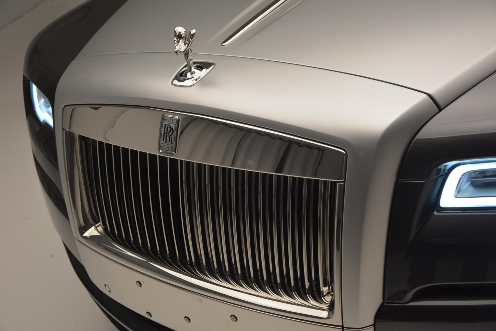Used 2016 Rolls-Royce Ghost  For Sale In Greenwich, CT 557_p27