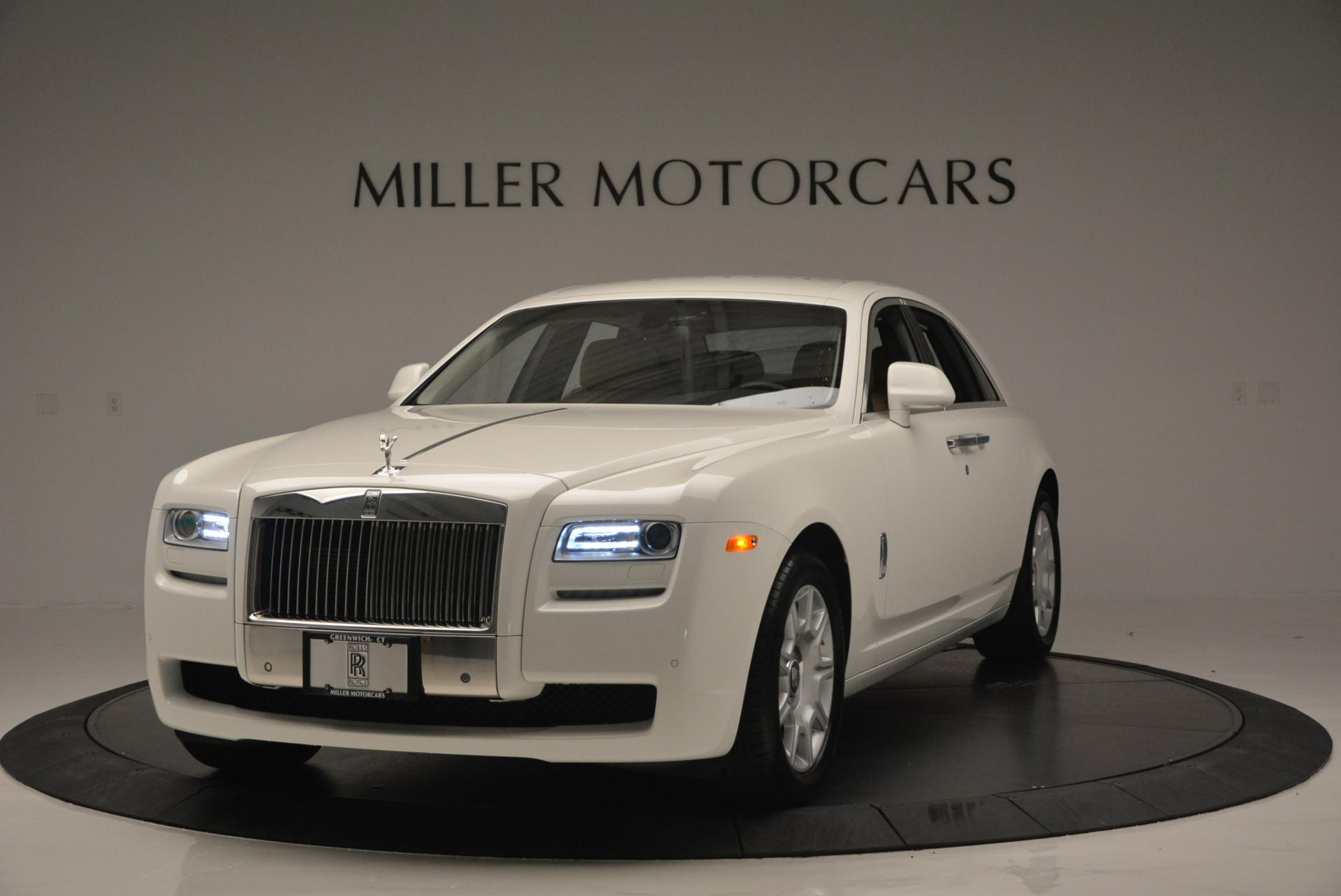 Used 2013 Rolls-Royce Ghost  For Sale In Greenwich, CT 558_main
