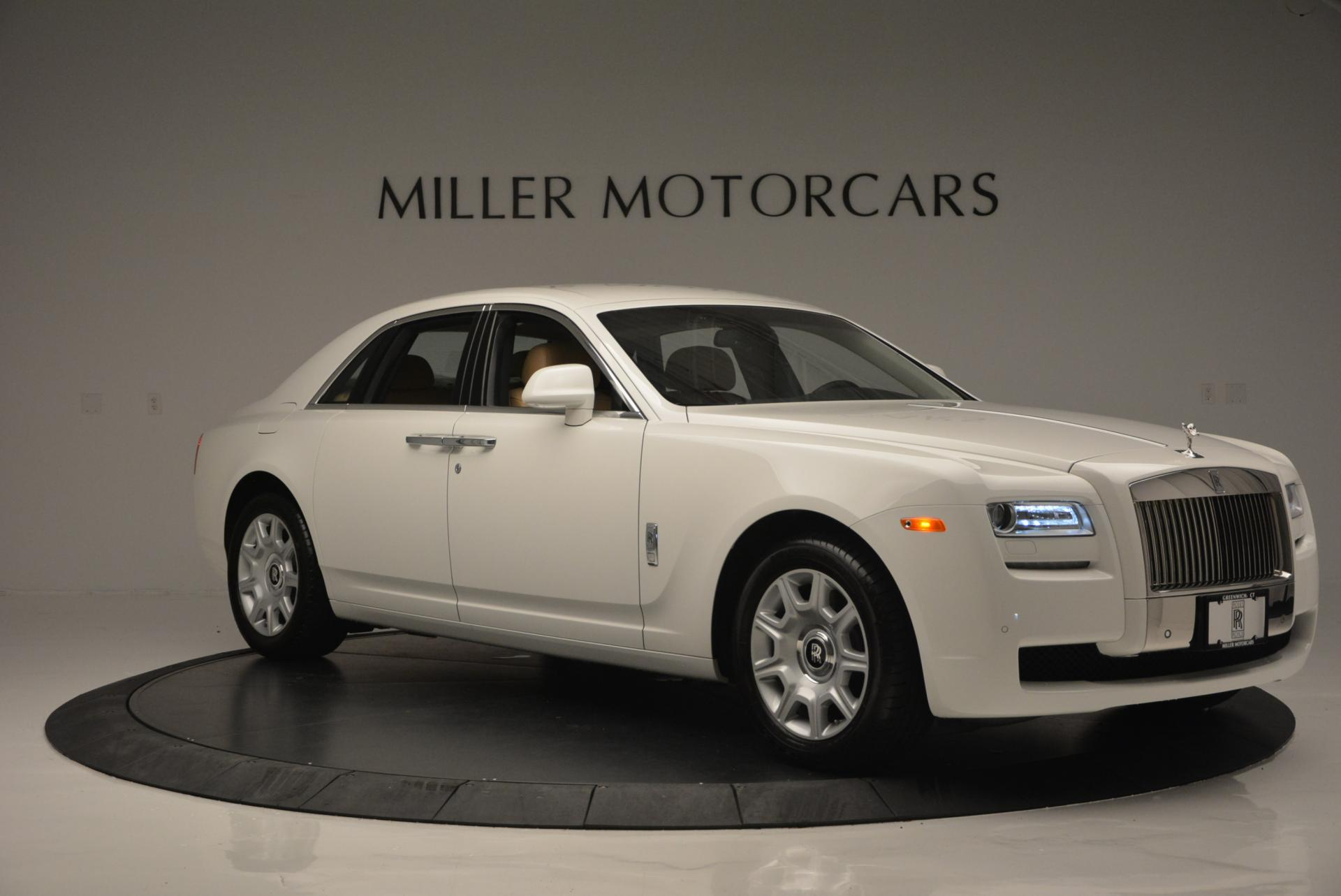 Used 2013 Rolls-Royce Ghost  For Sale In Greenwich, CT 558_p11