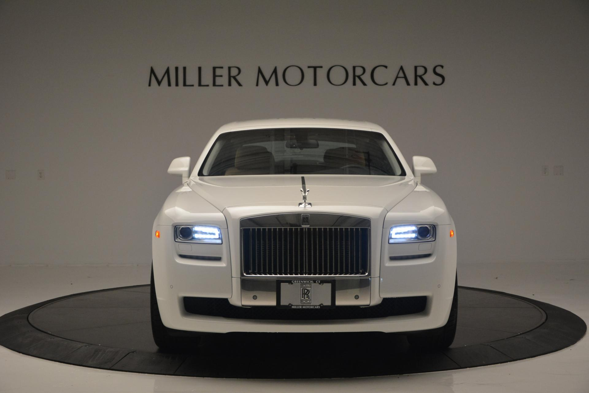 Used 2013 Rolls-Royce Ghost  For Sale In Greenwich, CT 558_p12