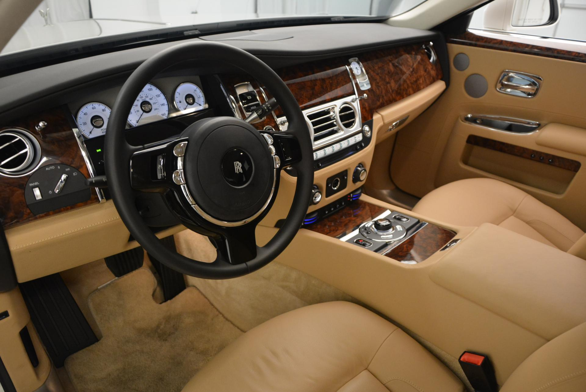 Used 2013 Rolls-Royce Ghost  For Sale In Greenwich, CT 558_p16