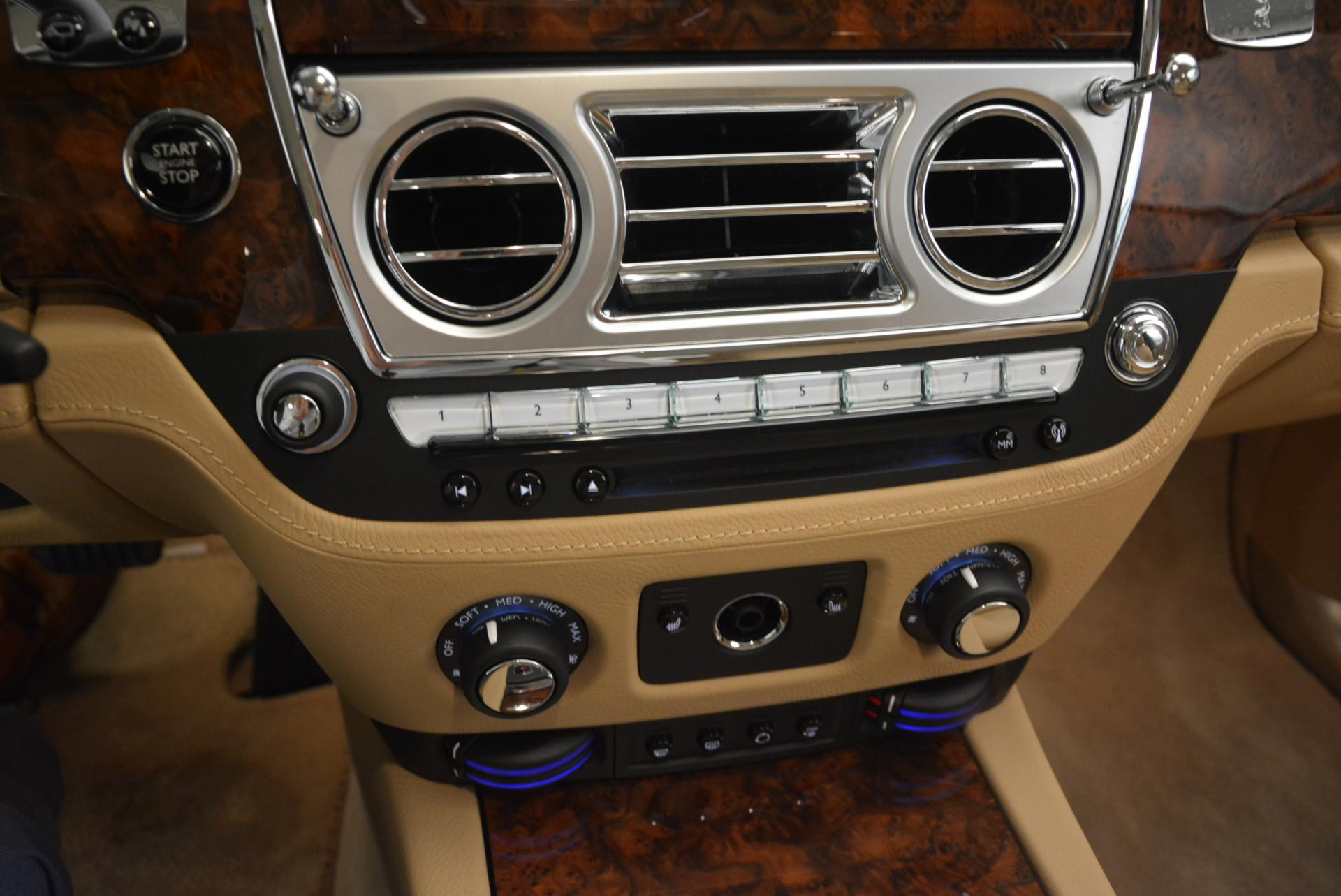 Used 2013 Rolls-Royce Ghost  For Sale In Greenwich, CT 558_p19