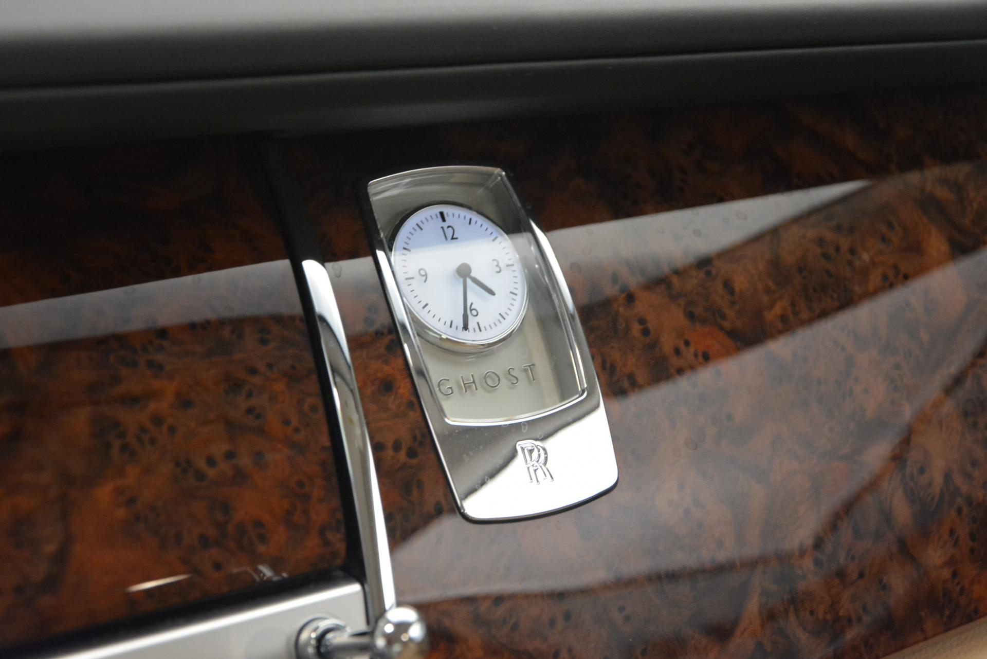 Used 2013 Rolls-Royce Ghost  For Sale In Greenwich, CT 558_p20