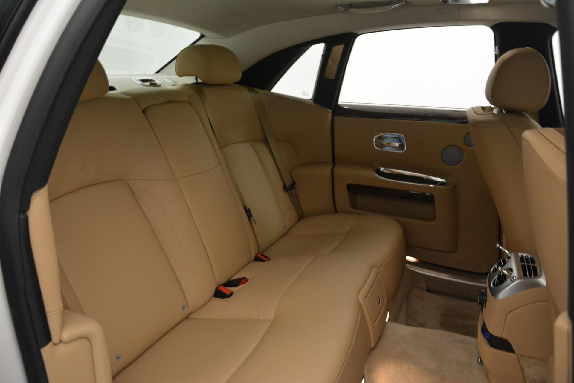 Used 2013 Rolls-Royce Ghost  For Sale In Greenwich, CT 558_p28