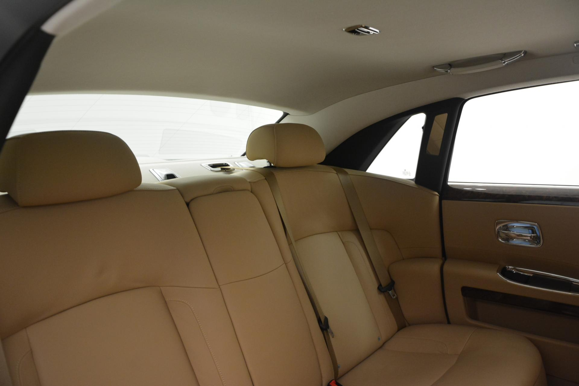 Used 2013 Rolls-Royce Ghost  For Sale In Greenwich, CT 558_p29
