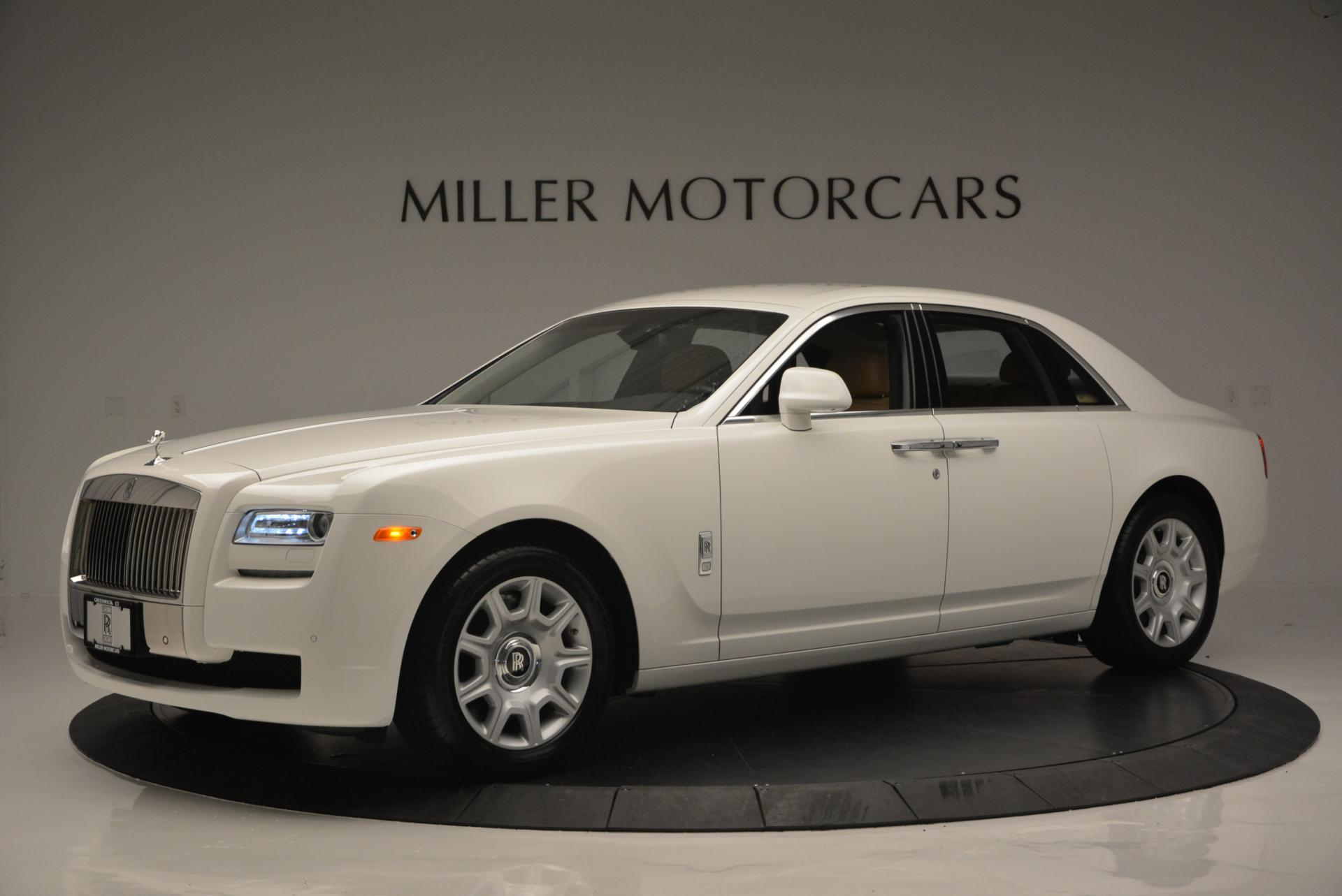 Used 2013 Rolls-Royce Ghost  For Sale In Greenwich, CT 558_p2