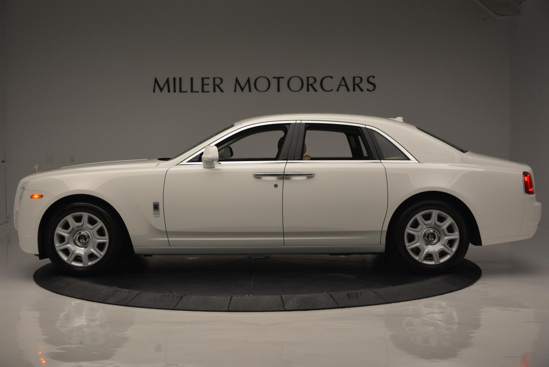 Used 2013 Rolls-Royce Ghost  For Sale In Greenwich, CT 558_p3