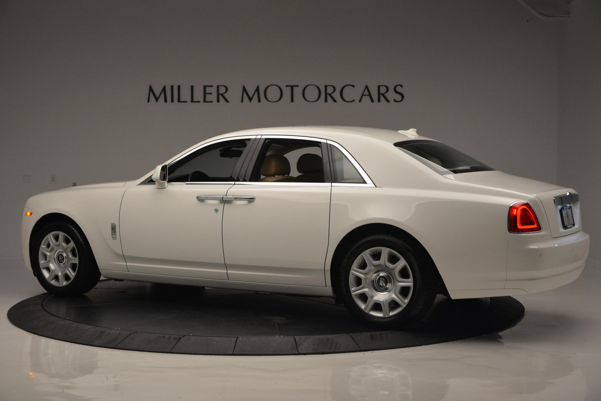 Used 2013 Rolls-Royce Ghost  For Sale In Greenwich, CT 558_p4