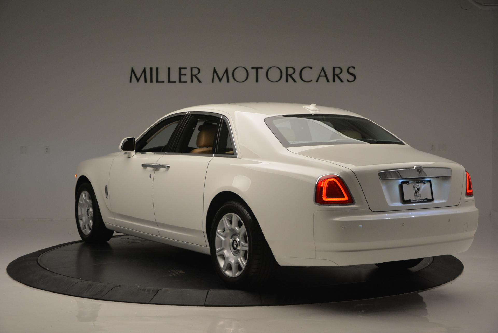 Used 2013 Rolls-Royce Ghost  For Sale In Greenwich, CT 558_p5