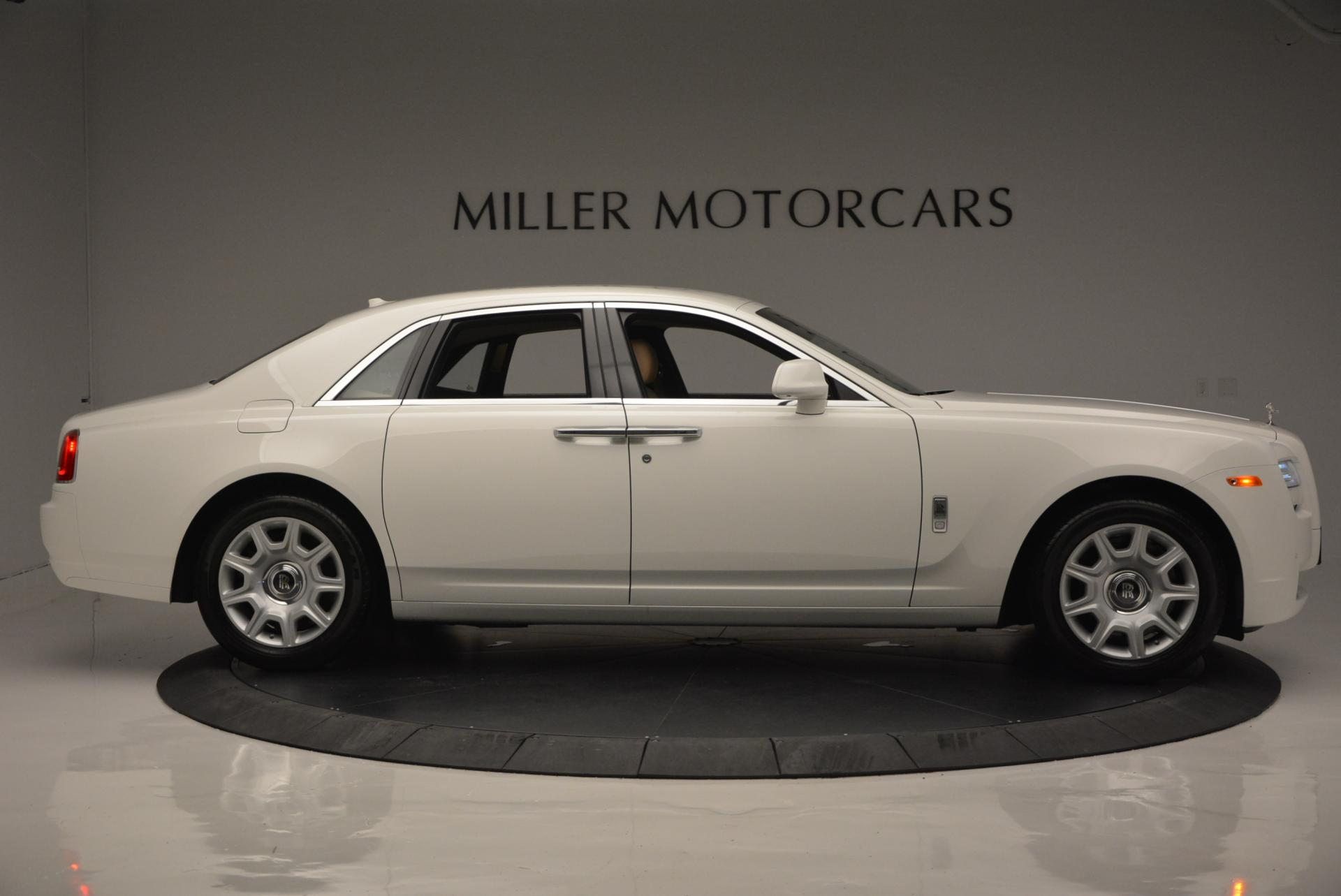 Used 2013 Rolls-Royce Ghost  For Sale In Greenwich, CT 558_p9