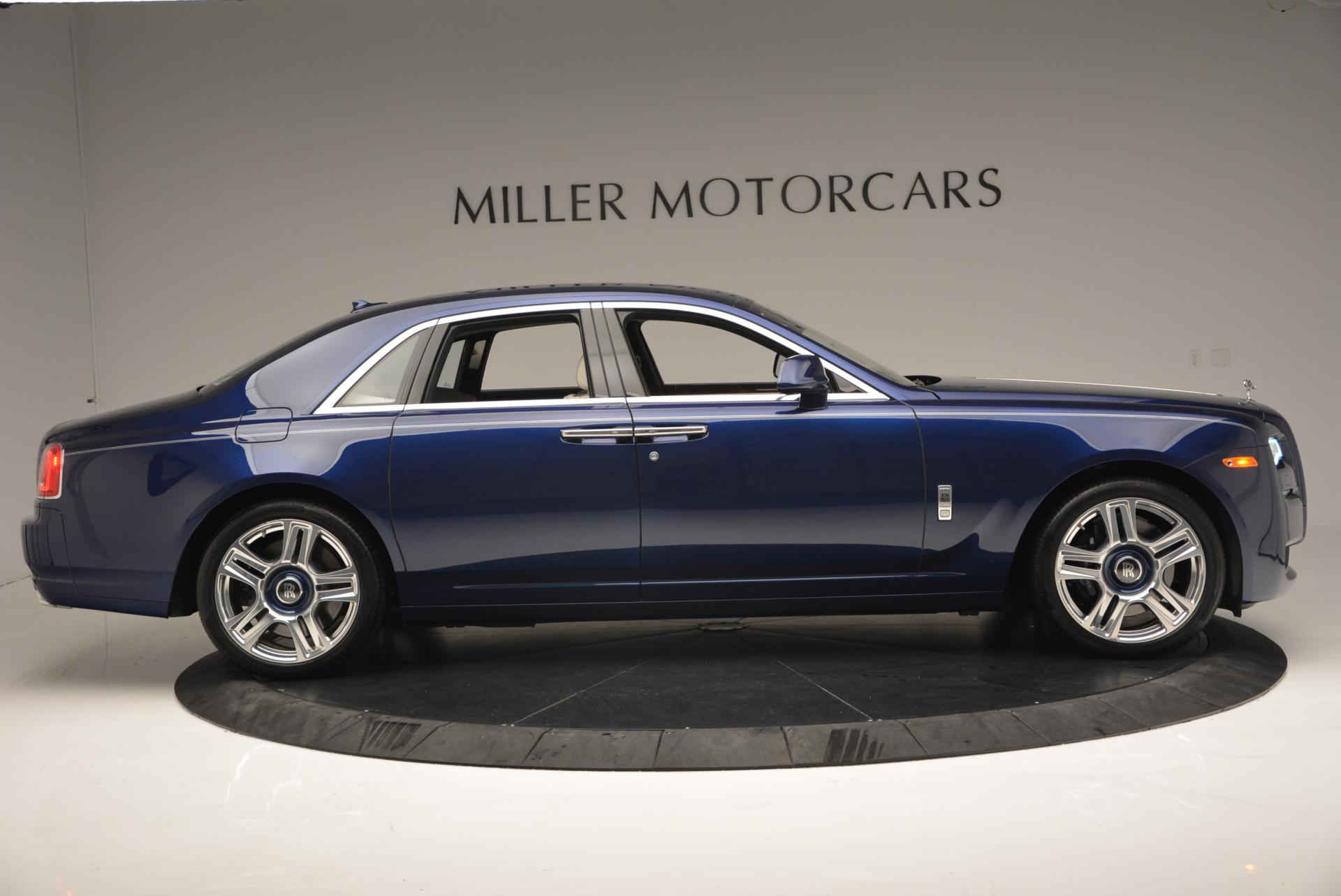 Used 2016 Rolls-Royce Ghost Series II  For Sale In Greenwich, CT 559_p10