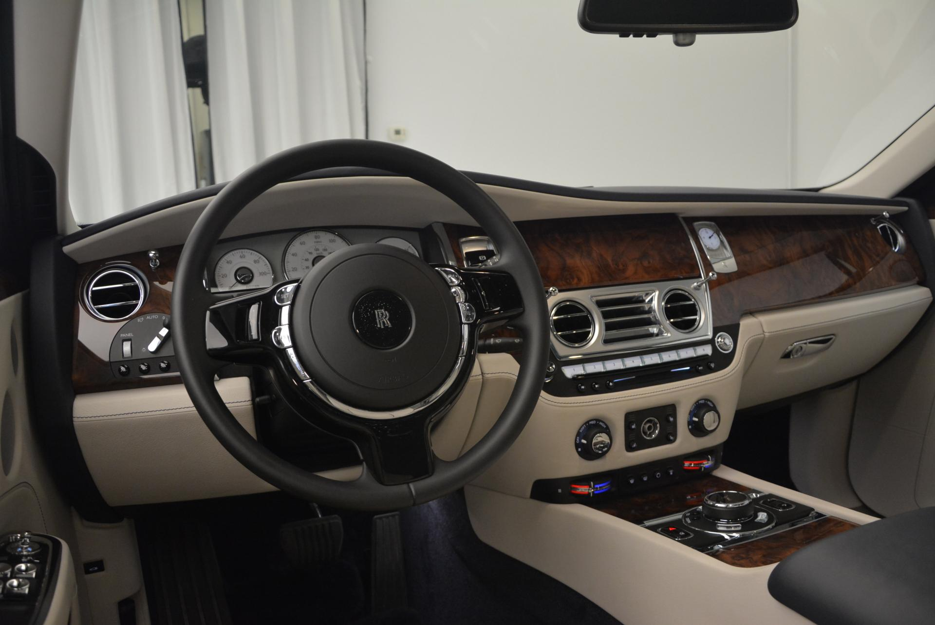 Used 2016 Rolls-Royce Ghost Series II  For Sale In Greenwich, CT 559_p21