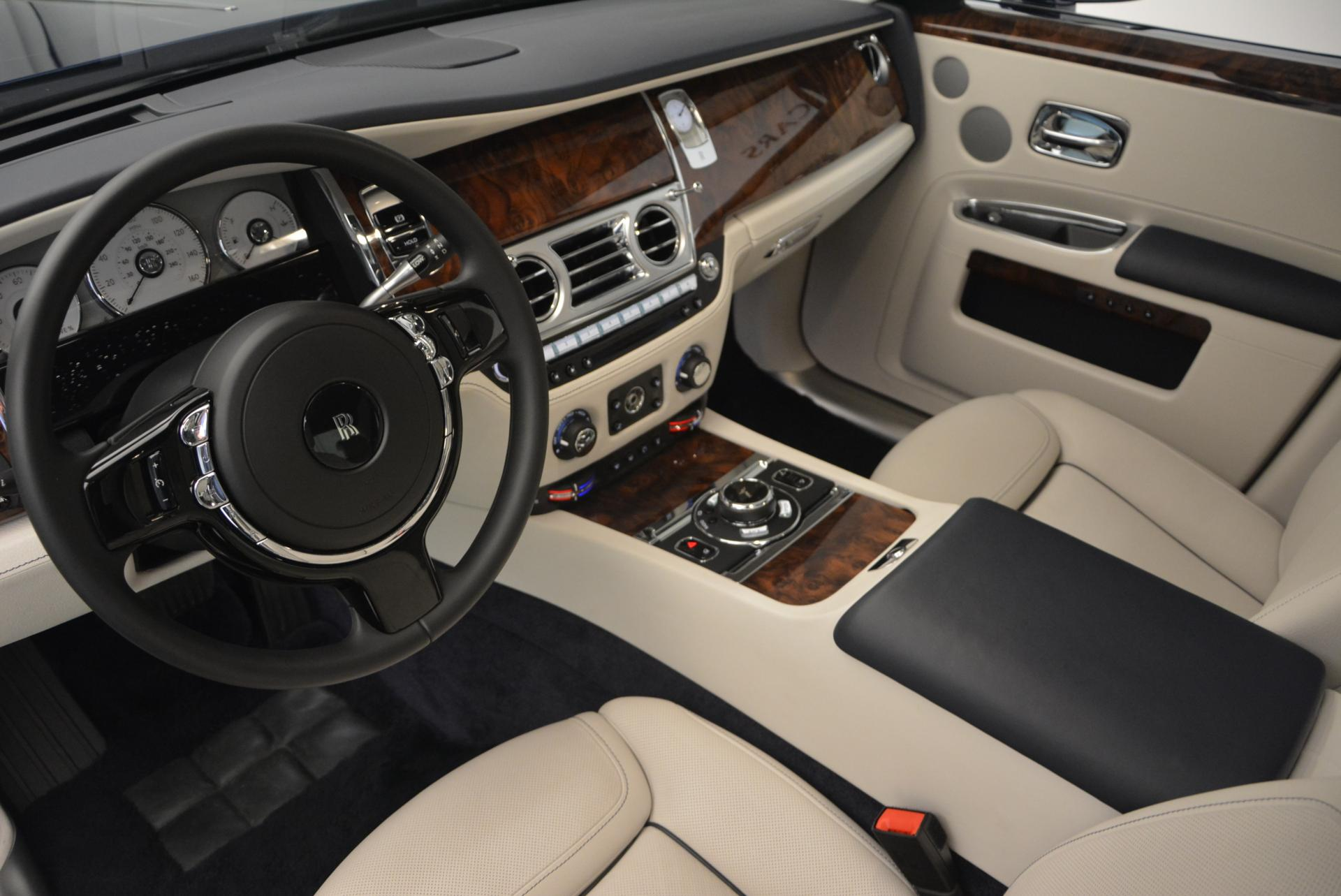 Used 2016 Rolls-Royce Ghost Series II  For Sale In Greenwich, CT 559_p22