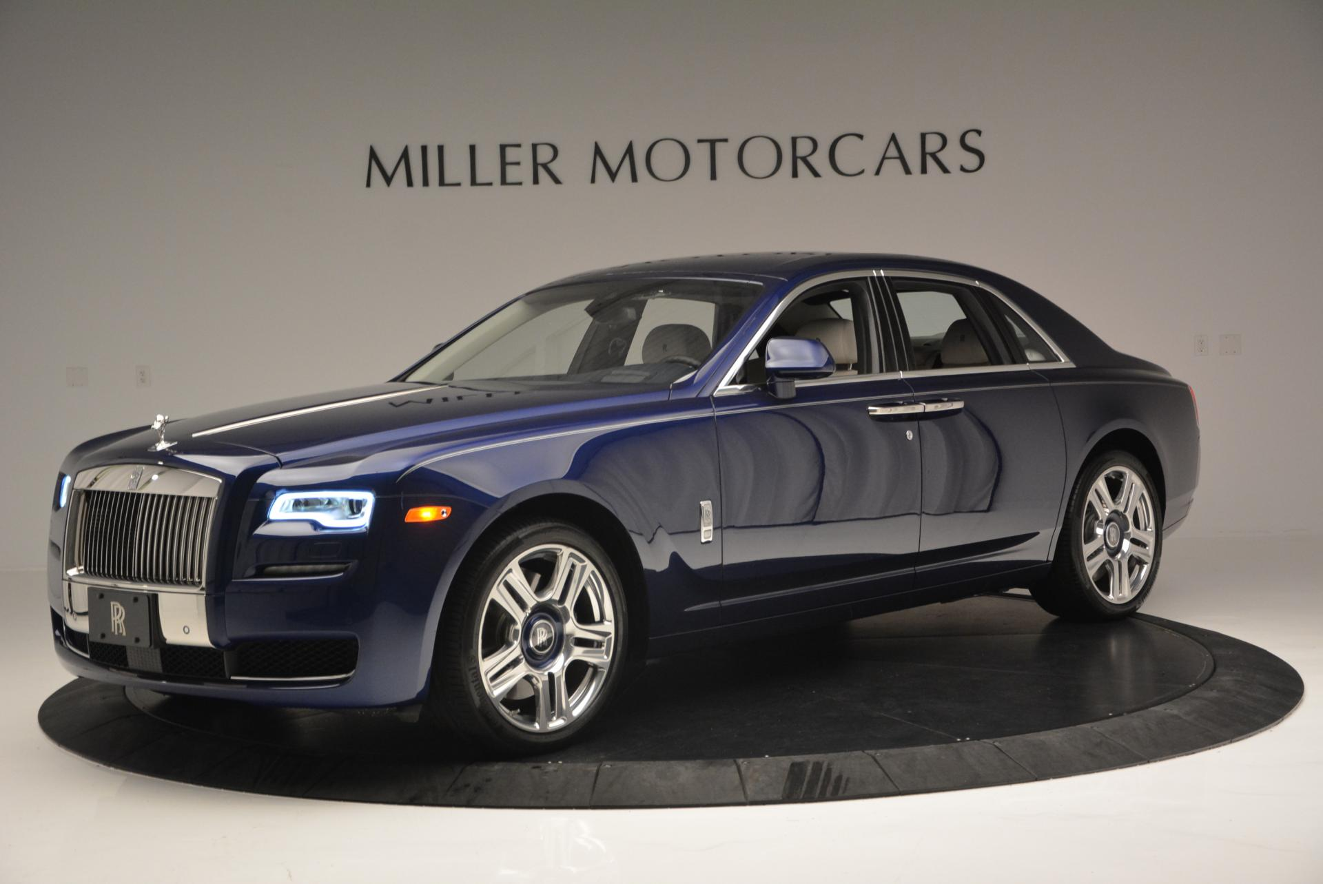 Used 2016 Rolls-Royce Ghost Series II  For Sale In Greenwich, CT 559_p2