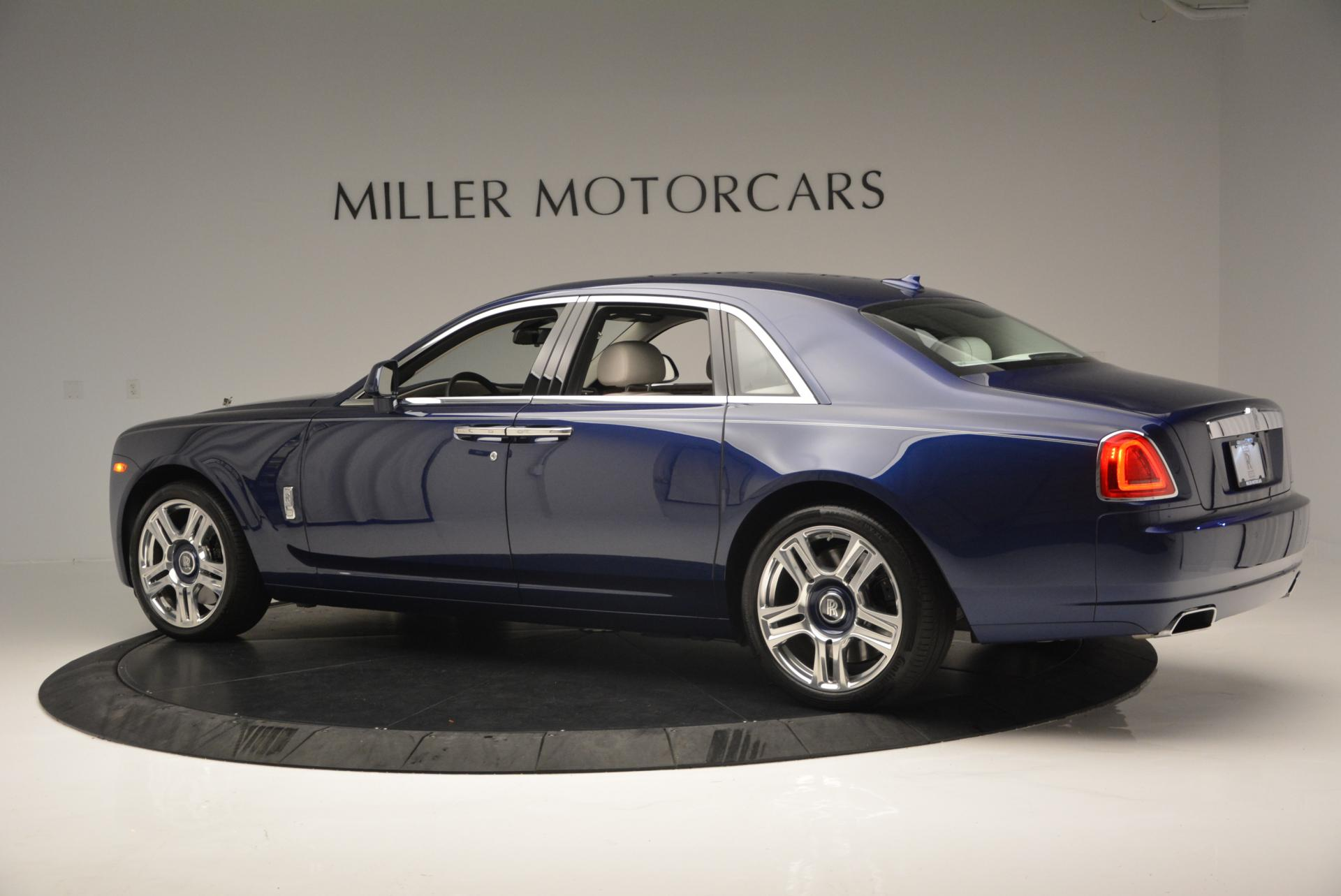 Used 2016 Rolls-Royce Ghost Series II  For Sale In Greenwich, CT 559_p5