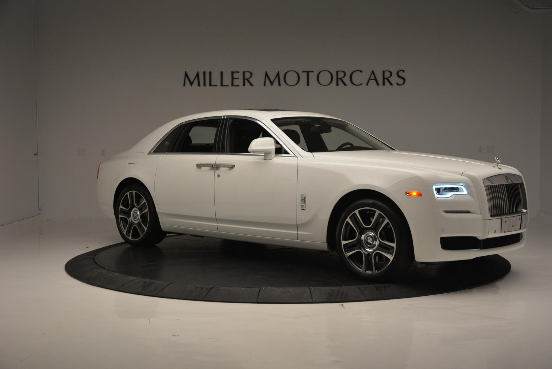 Used 2017 Rolls-Royce Ghost  For Sale In Greenwich, CT 560_p10