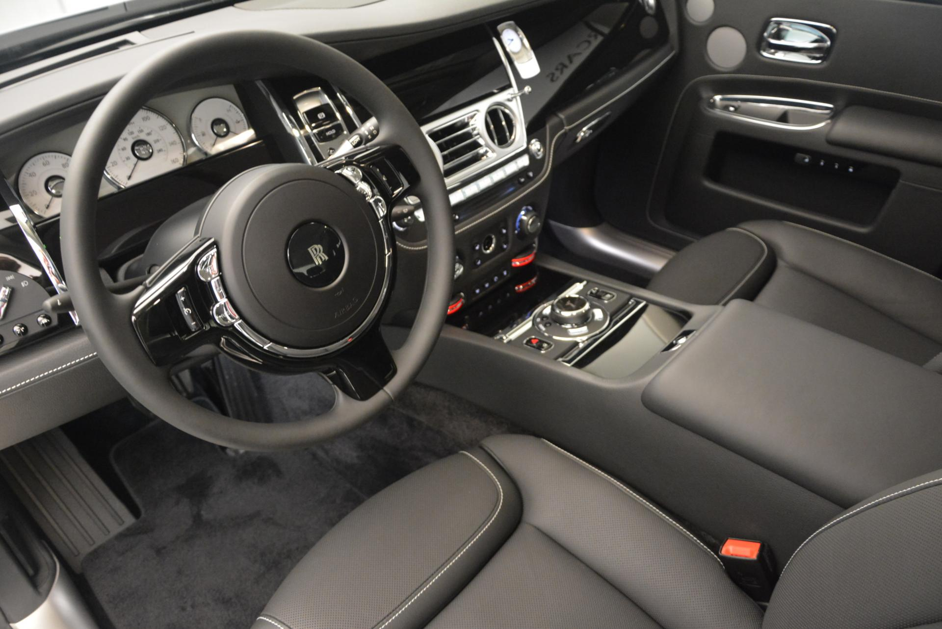 Used 2017 Rolls-Royce Ghost  For Sale In Greenwich, CT 560_p19