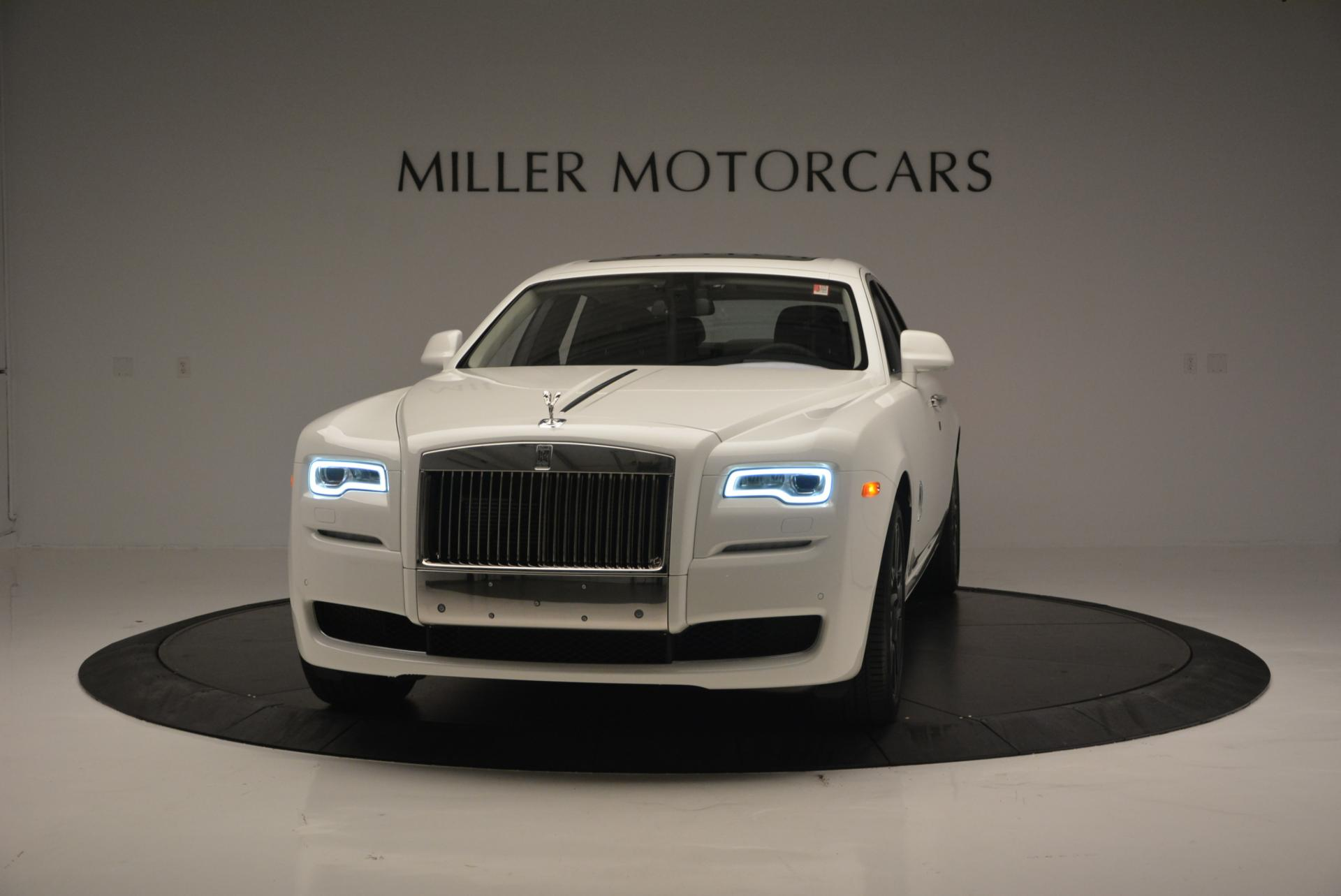 Used 2017 Rolls-Royce Ghost  For Sale In Greenwich, CT 560_p2