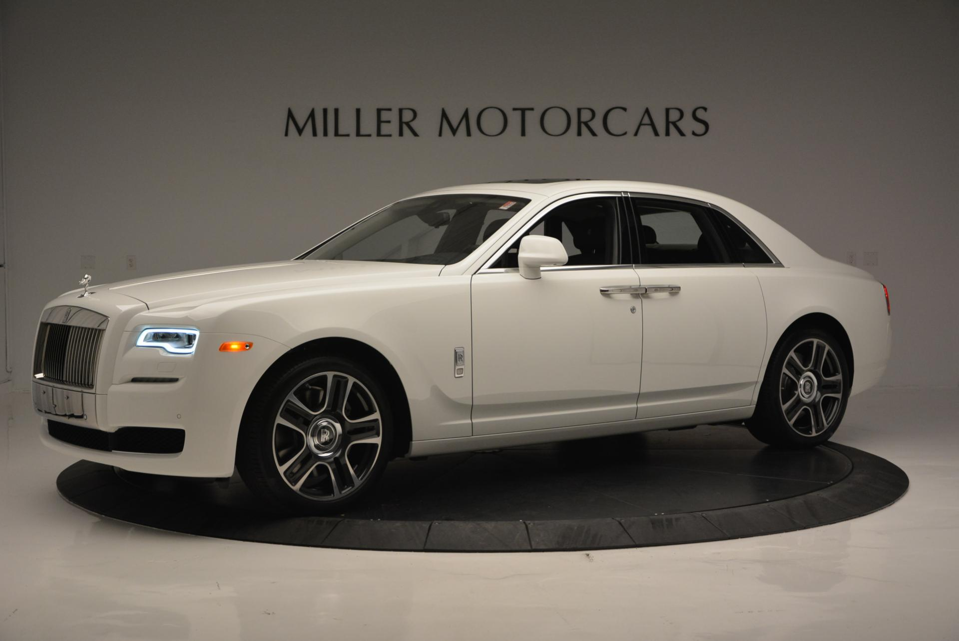 Used 2017 Rolls-Royce Ghost  For Sale In Greenwich, CT 560_p3