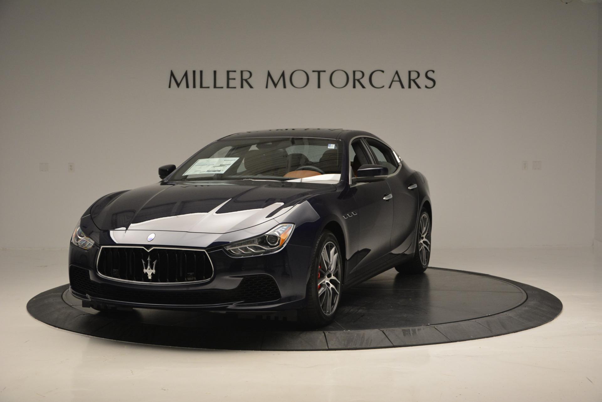 New 2017 Maserati Ghibli S Q4 For Sale In Greenwich, CT 564_main
