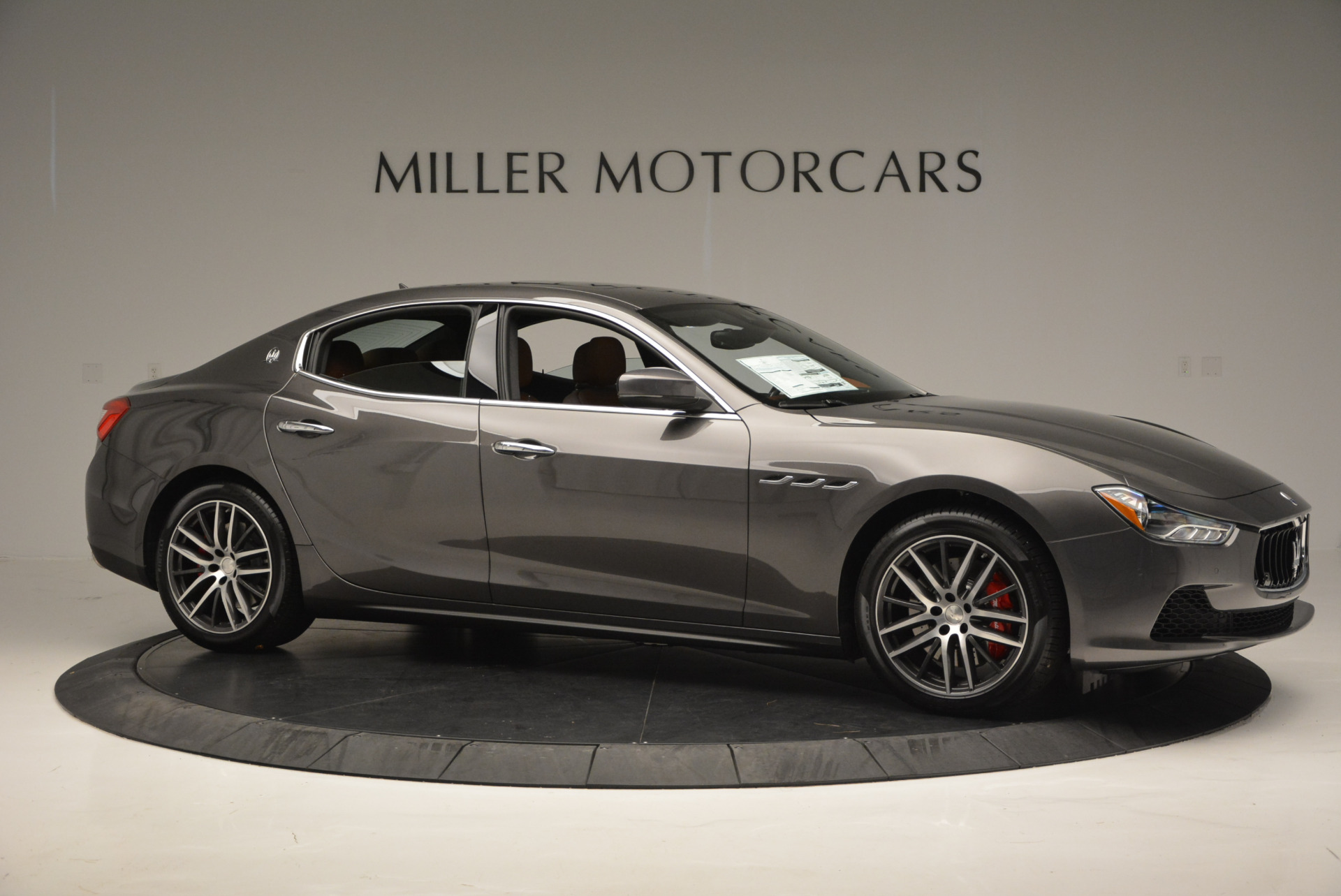 Used 2017 Maserati Ghibli S Q4  EX-LOANER For Sale In Greenwich, CT 565_p10