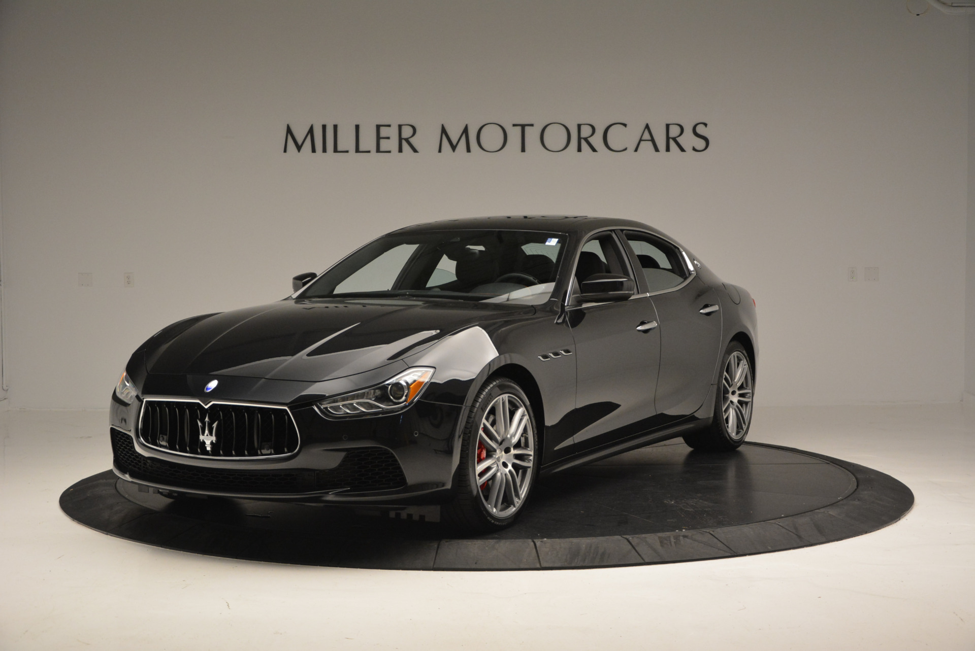 New 2017 Maserati Ghibli S Q4 For Sale In Greenwich, CT 566_main