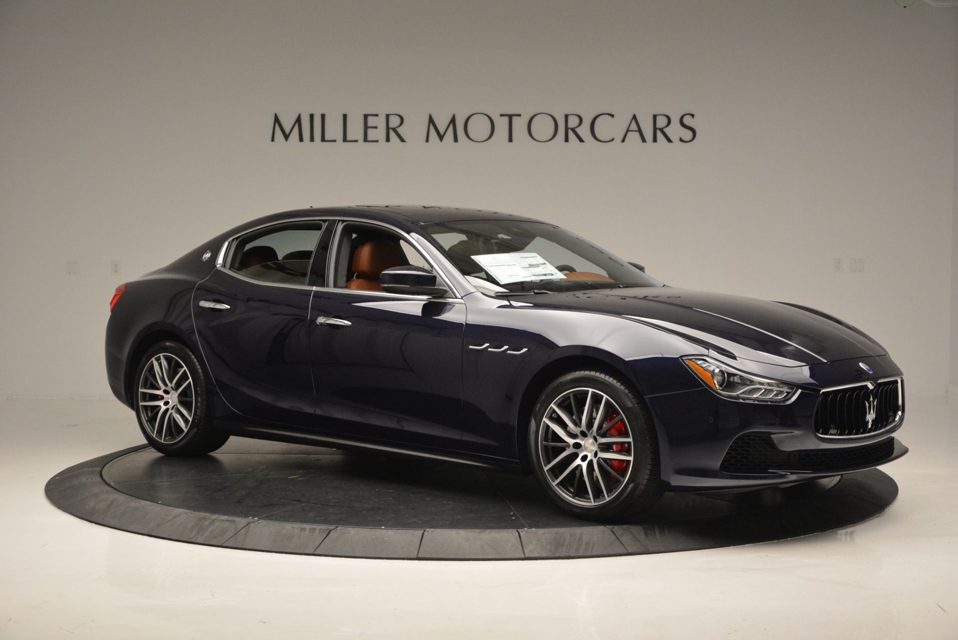 Used 2017 Maserati Ghibli S Q4 - EX Loaner For Sale In Greenwich, CT 567_p10
