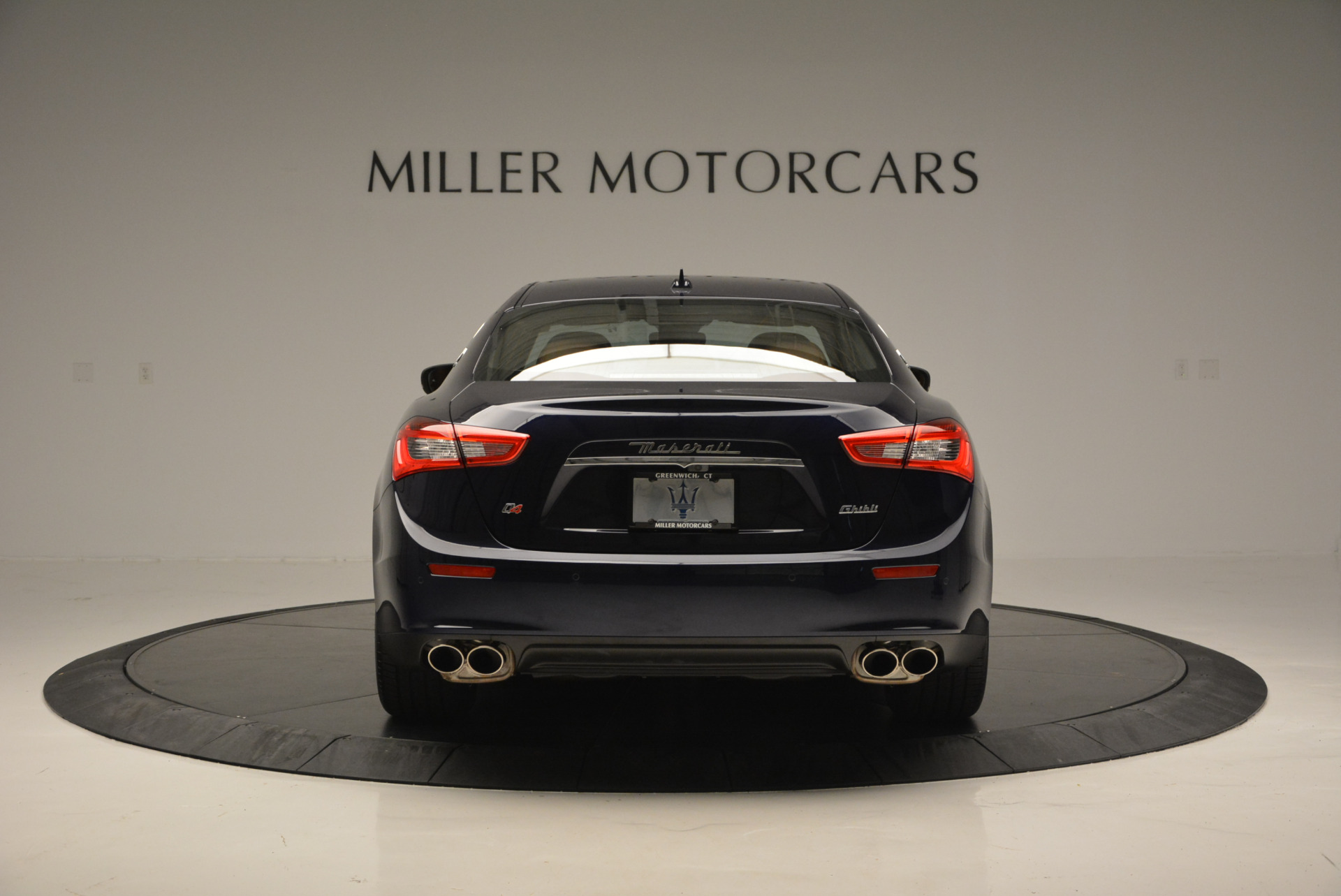 Used 2017 Maserati Ghibli S Q4 - EX Loaner For Sale In Greenwich, CT 567_p6