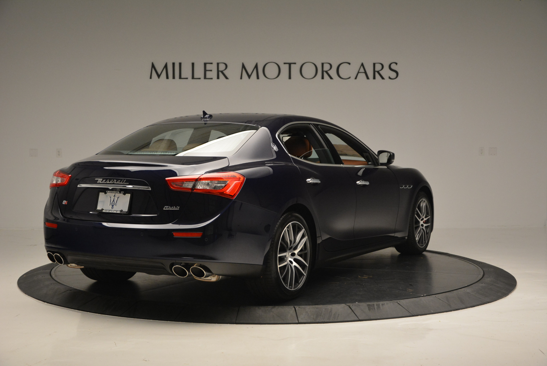 Used 2017 Maserati Ghibli S Q4 - EX Loaner For Sale In Greenwich, CT 567_p7