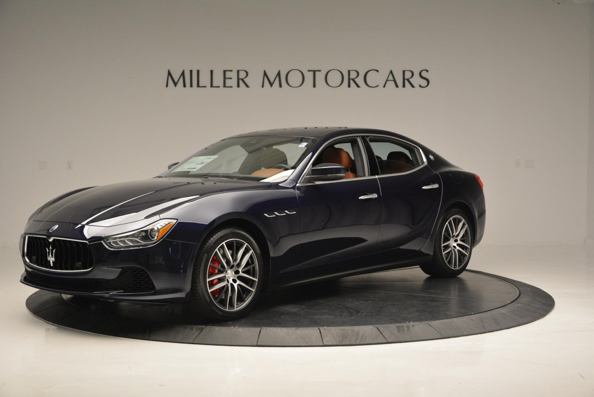 New 2017 Maserati Ghibli S Q4 For Sale In Greenwich, CT 569_p2